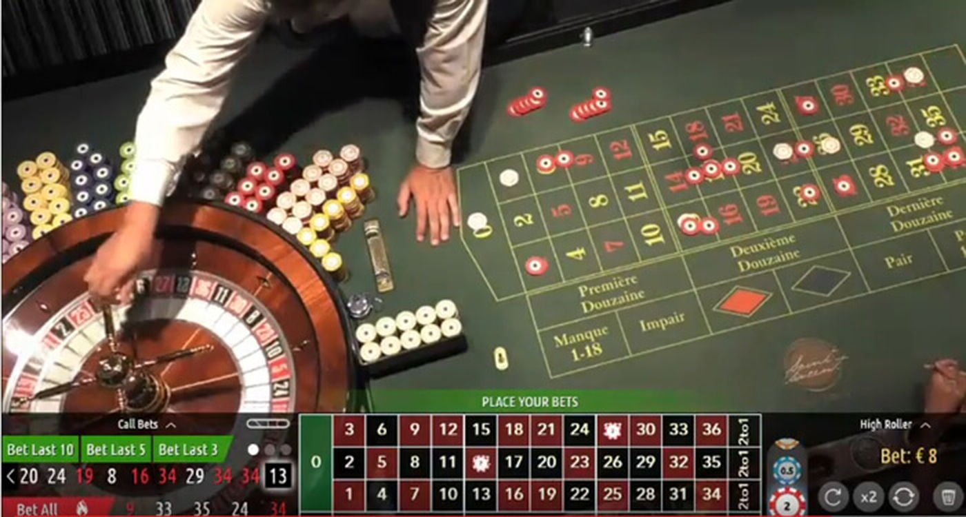 The Live Roulette DUO Casino International Online Slot Demo Game by Authentic Gaming