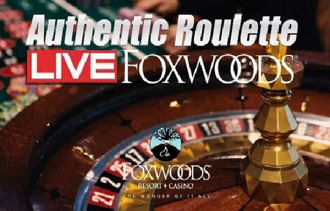 The Roulette Live from Foxwoods USA	 Online Slot Demo Game by Authentic Gaming