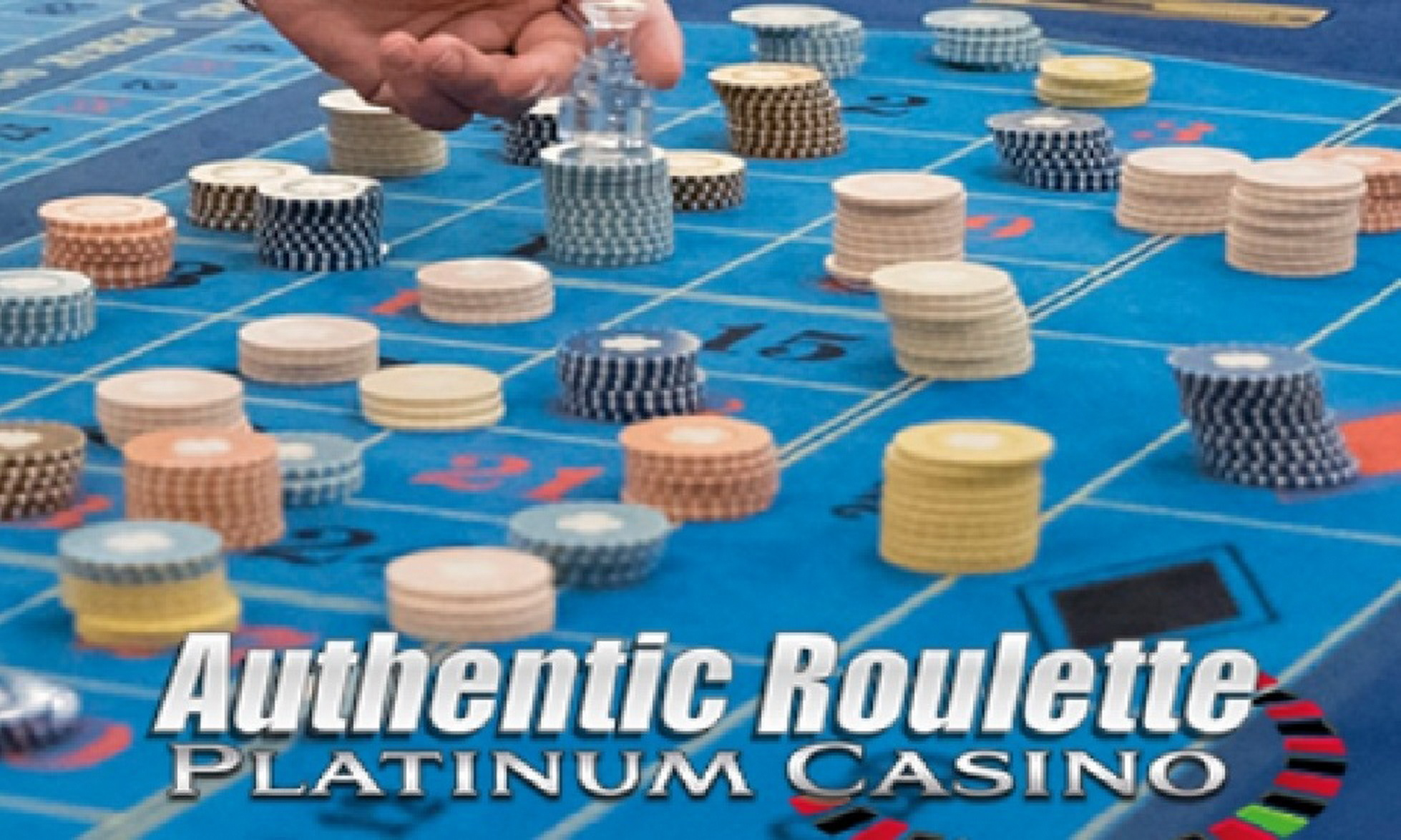 The Roulette live from Platinum Casino Online Slot Demo Game by Authentic Gaming