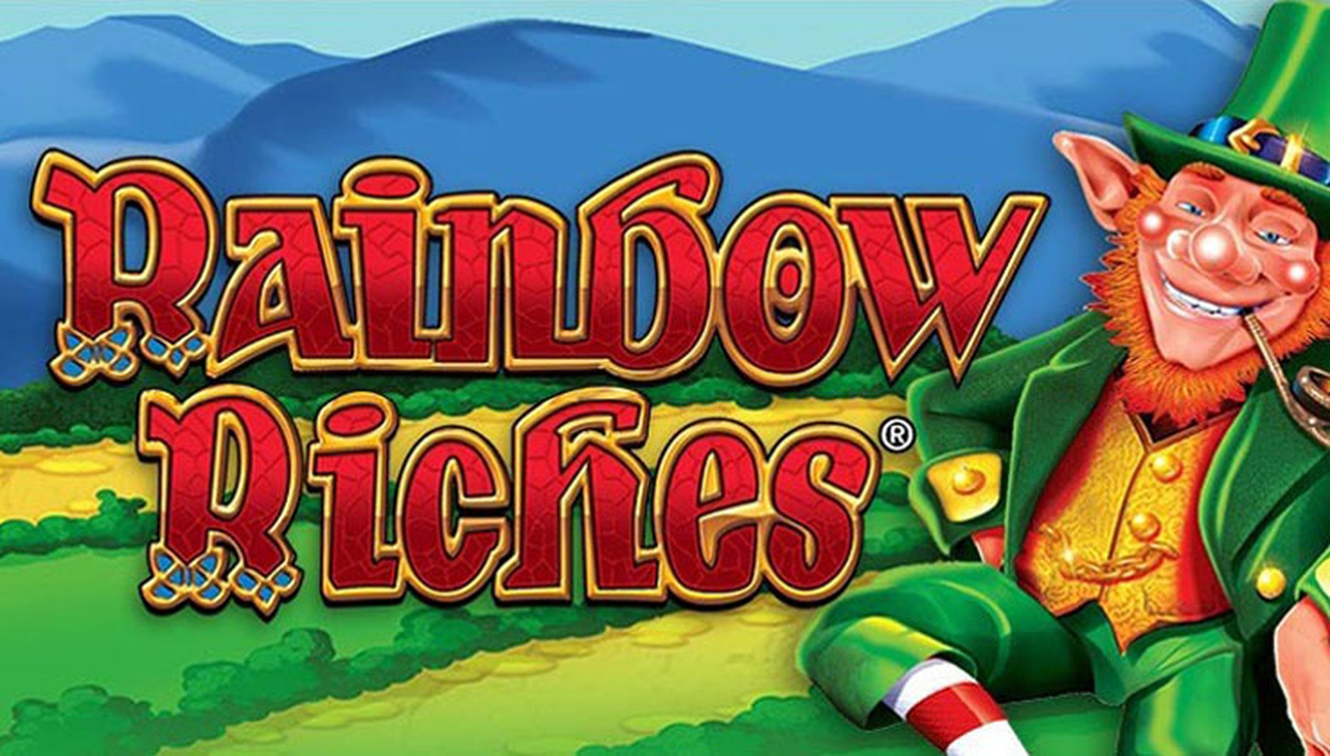 The Rainbow Riches Online Slot Demo Game by Barcrest