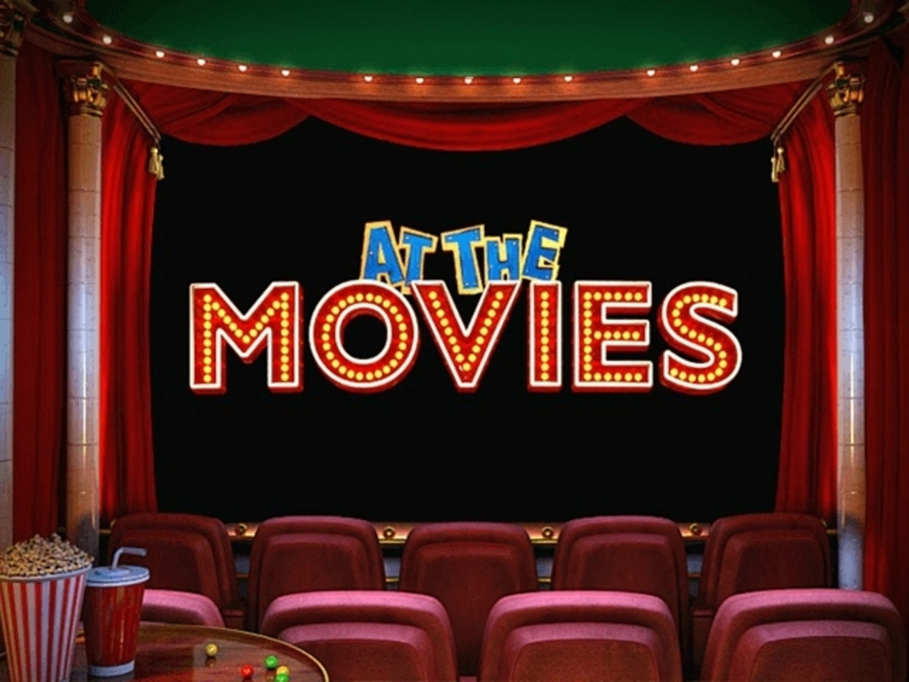 The At the Movies Online Slot Demo Game by Betsoft