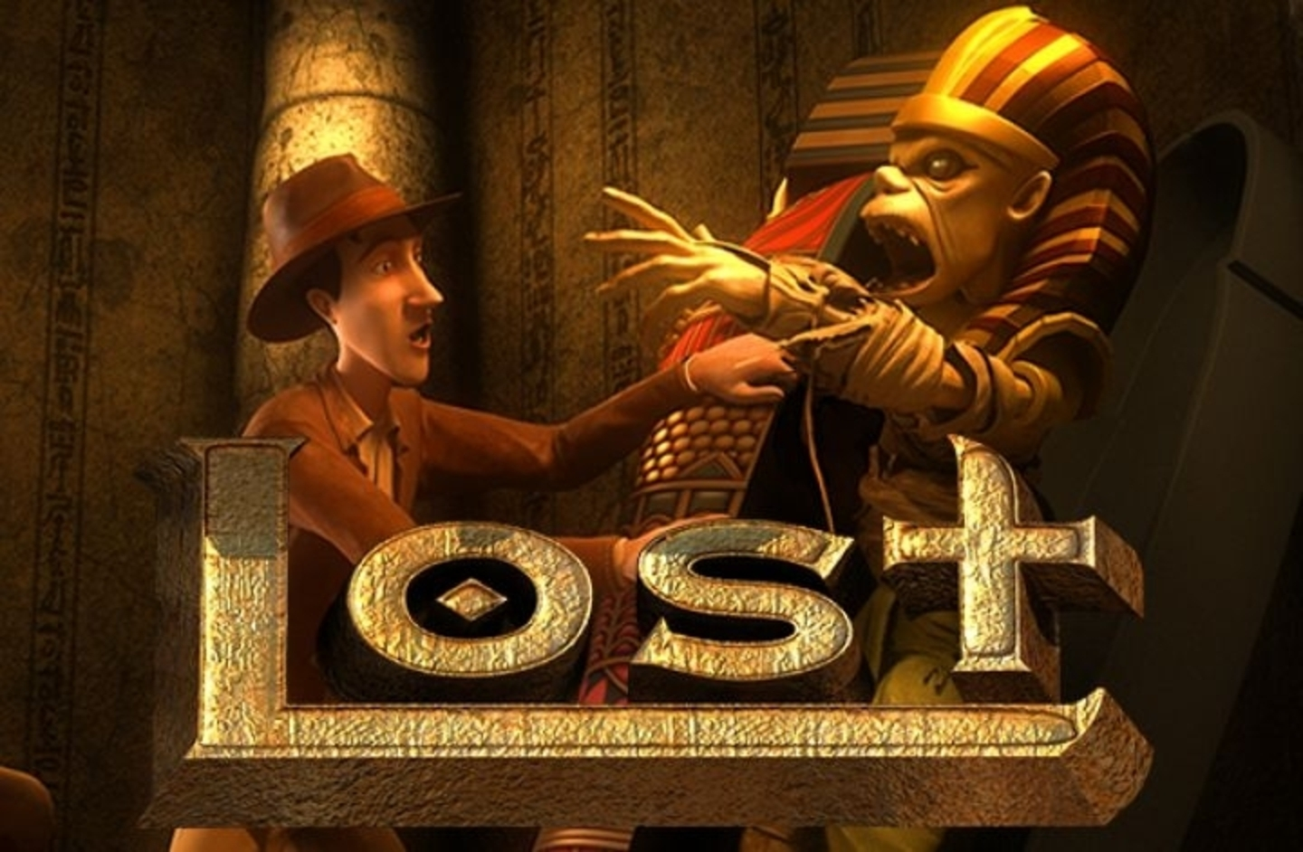 The Lost Online Slot Demo Game by Betsoft