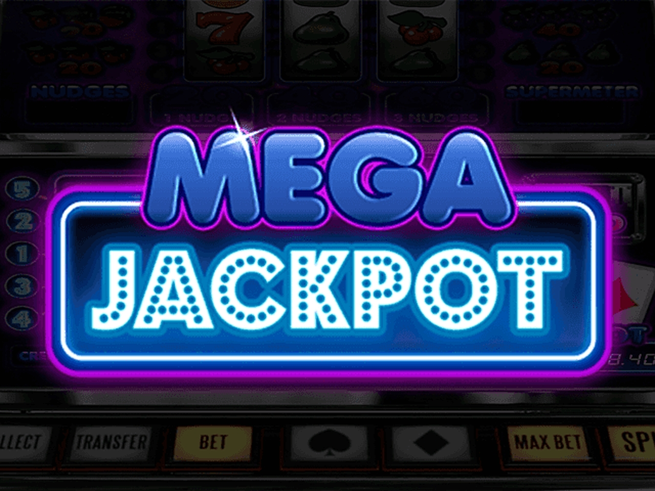 The Mega Jackpot Online Slot Demo Game by Betsoft