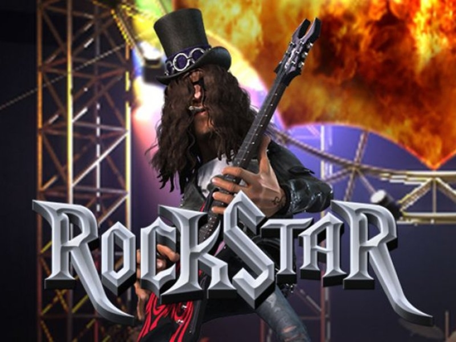 The RockStar Online Slot Demo Game by Betsoft