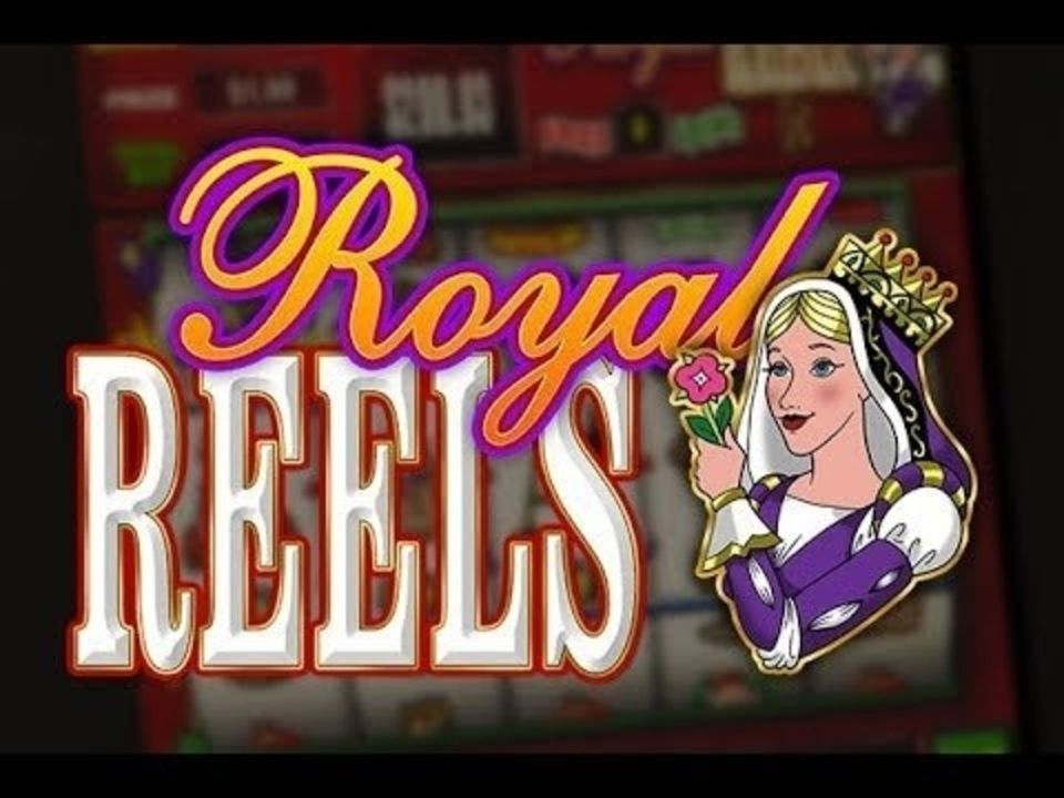 Reels in Royal Reels Slot Game by Betsoft