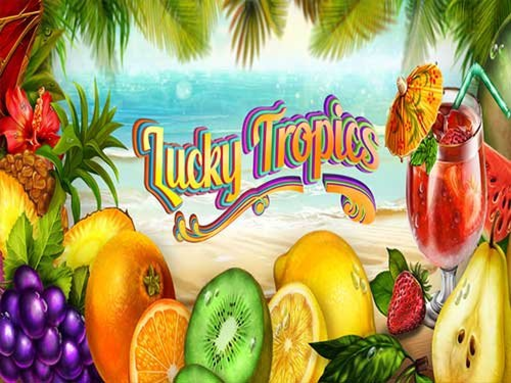 The Lucky Tropics Online Slot Demo Game by BF Games