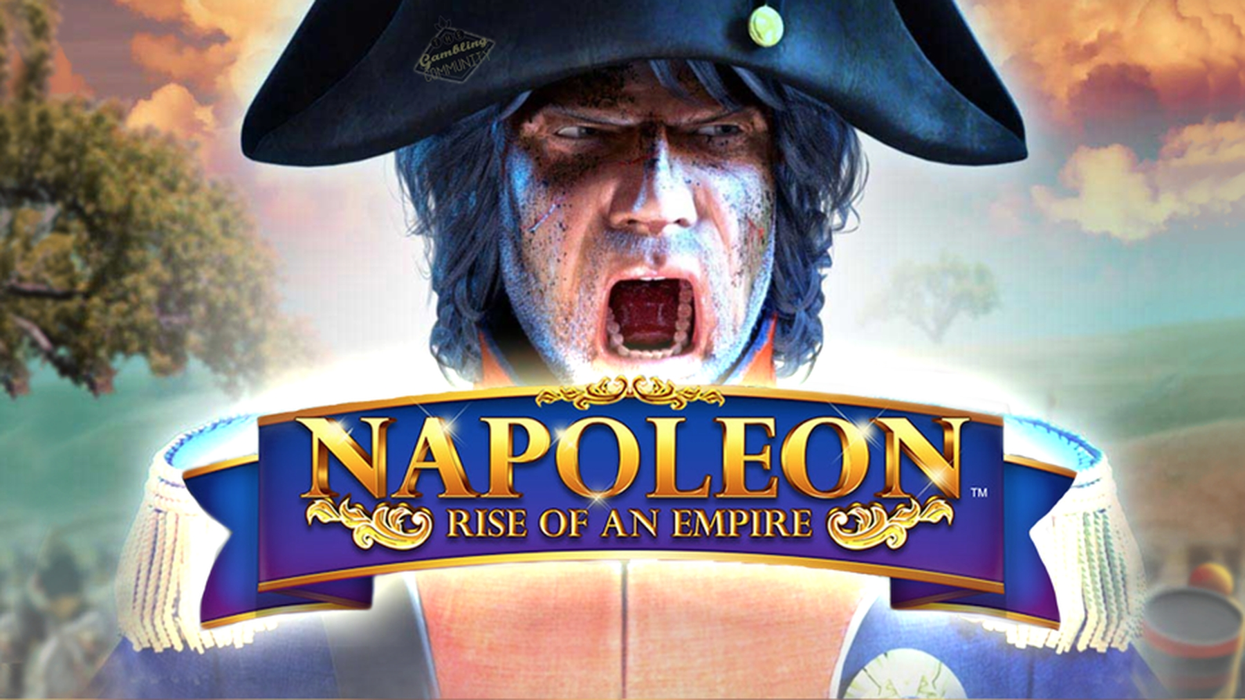 The Napoleon: Rise Of an Empire Online Slot Demo Game by Blueprint