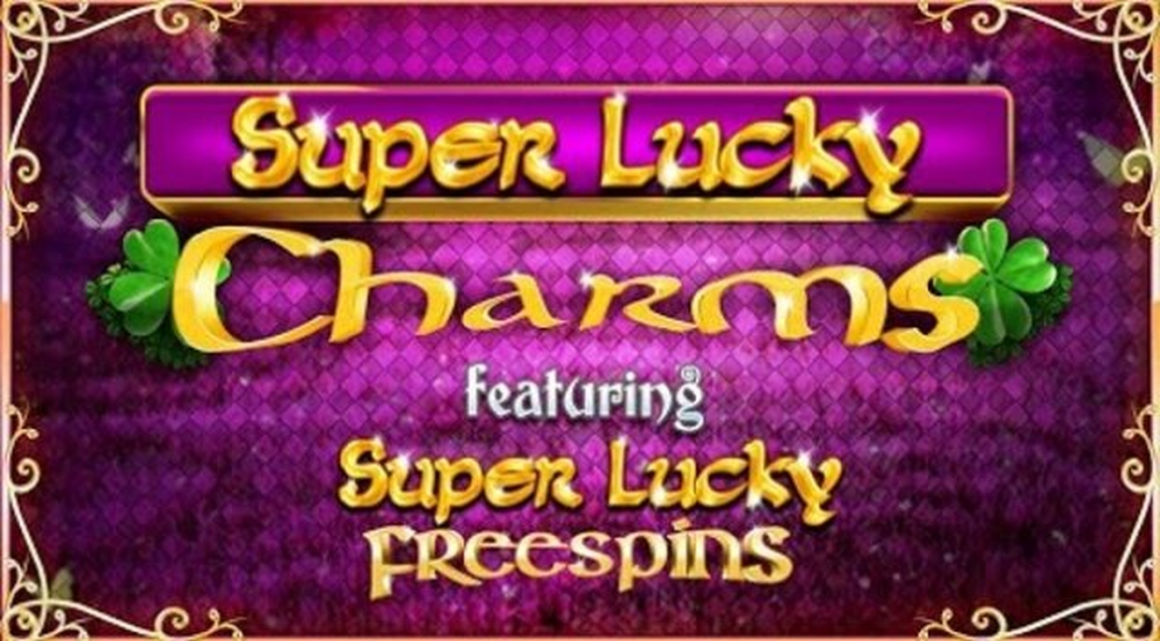The Super Lucky Charms Online Slot Demo Game by Blueprint