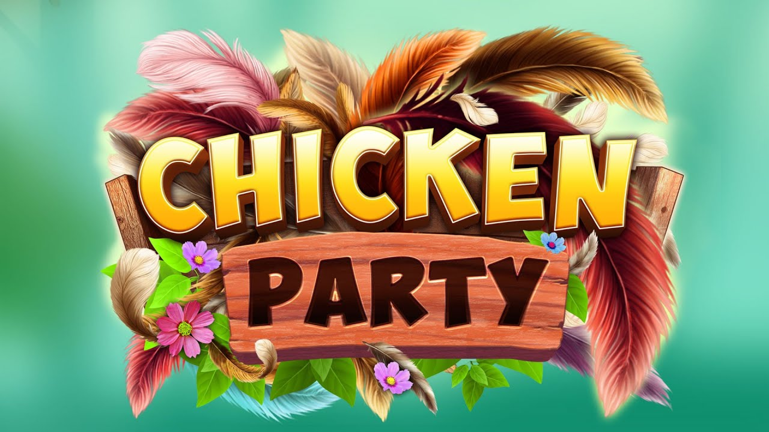 The Chicken Party Online Slot Demo Game by Booming Games
