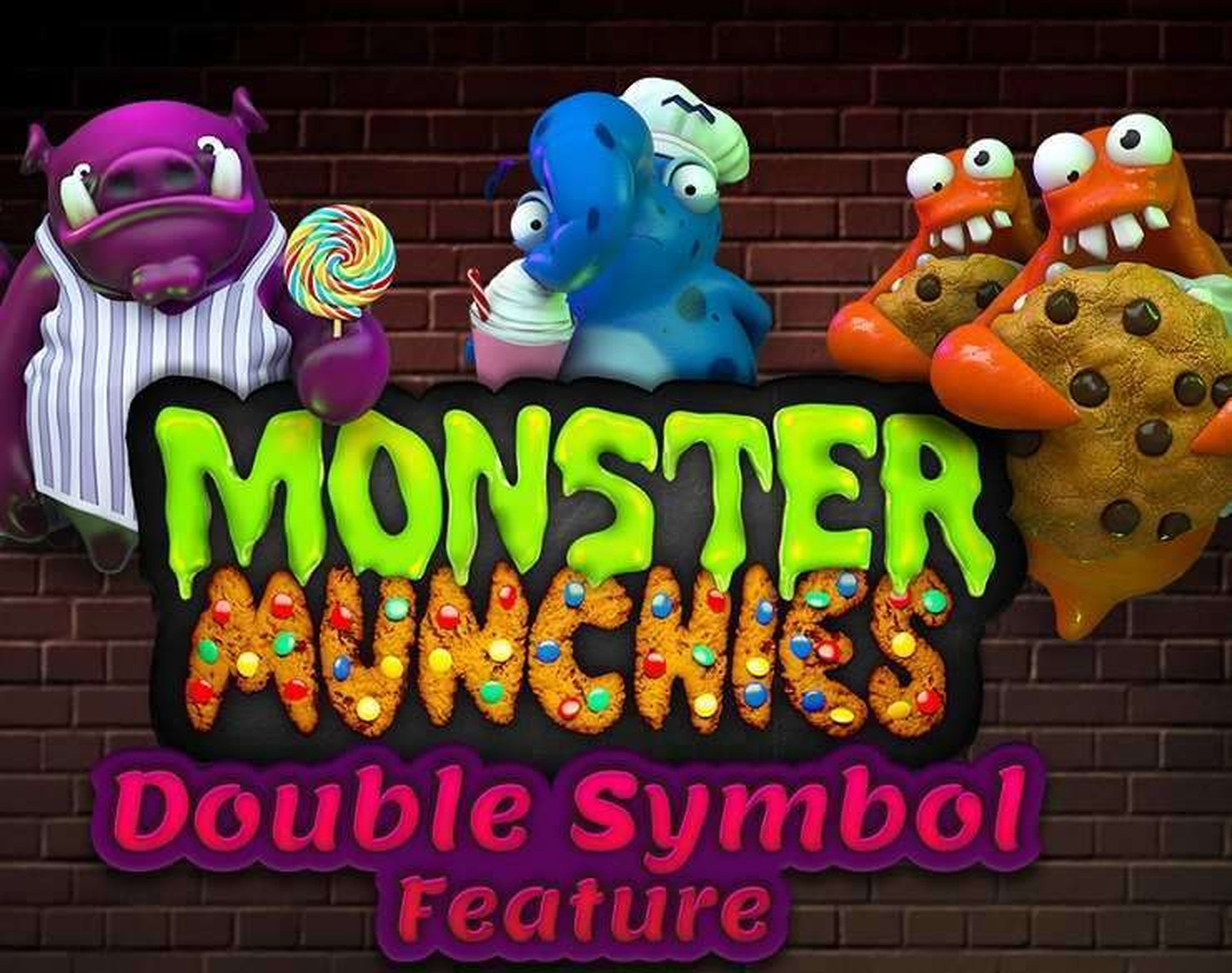 The Monster Munchies Online Slot Demo Game by Booming Games