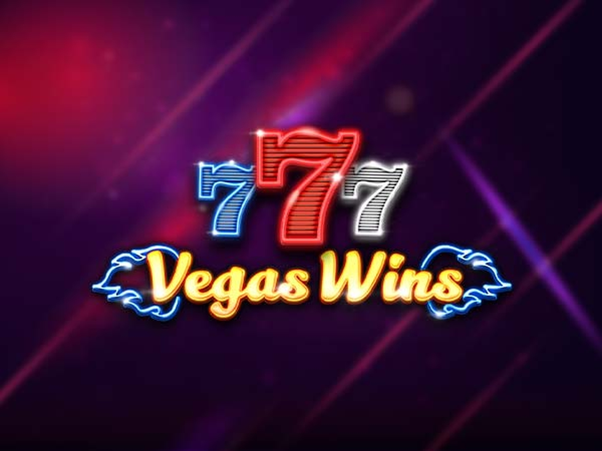 The Vegas Wins Online Slot Demo Game by Booming Games