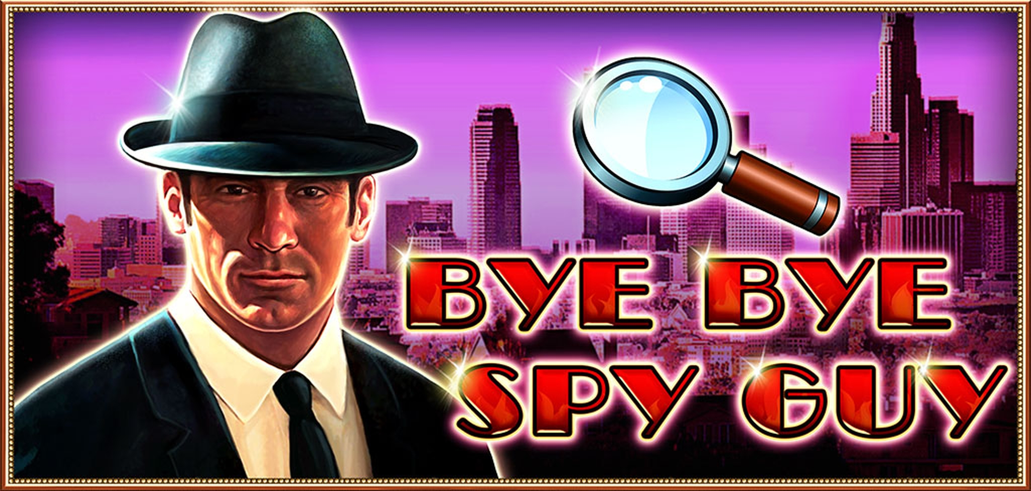 The Bye Bye Spy Guy Online Slot Demo Game by casino technology