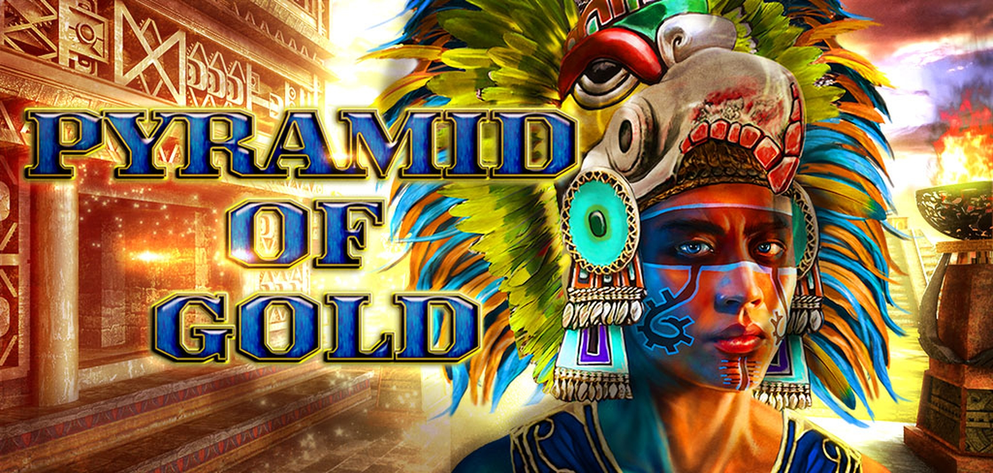 The Pyramid Of Gold Online Slot Demo Game by Casino Technology