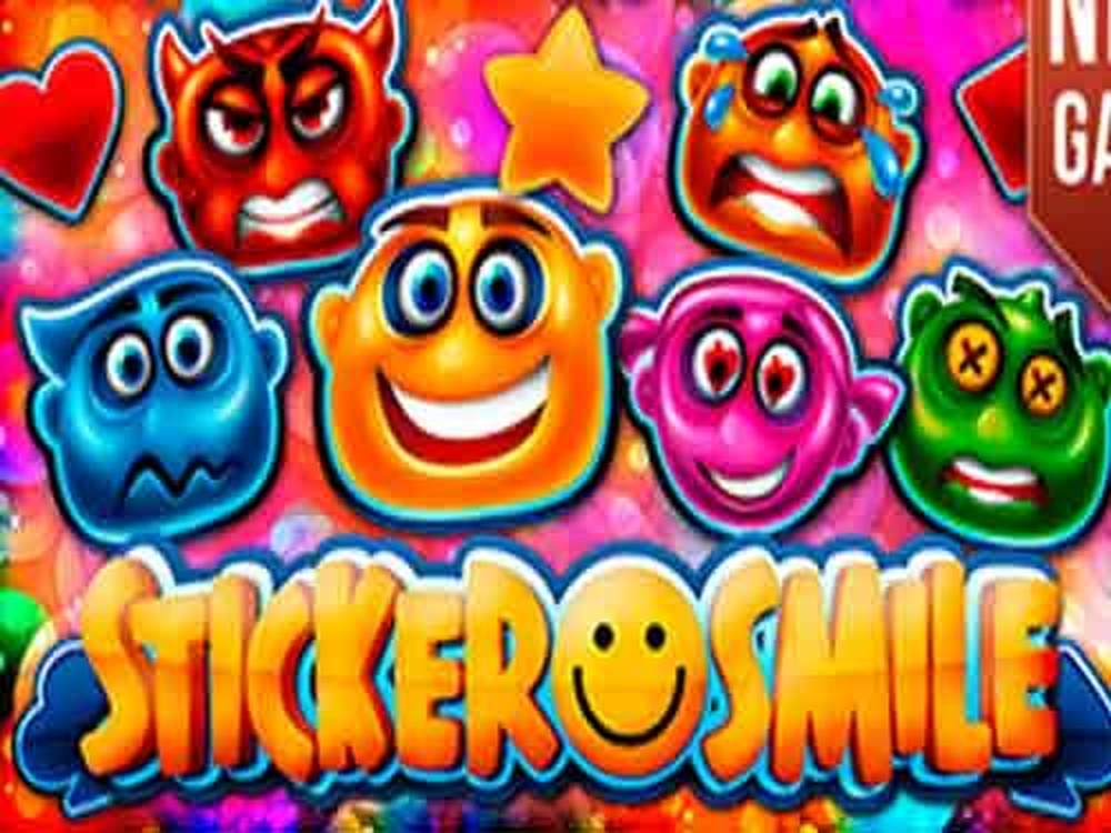 The Sticker Smile Online Slot Demo Game by DLV