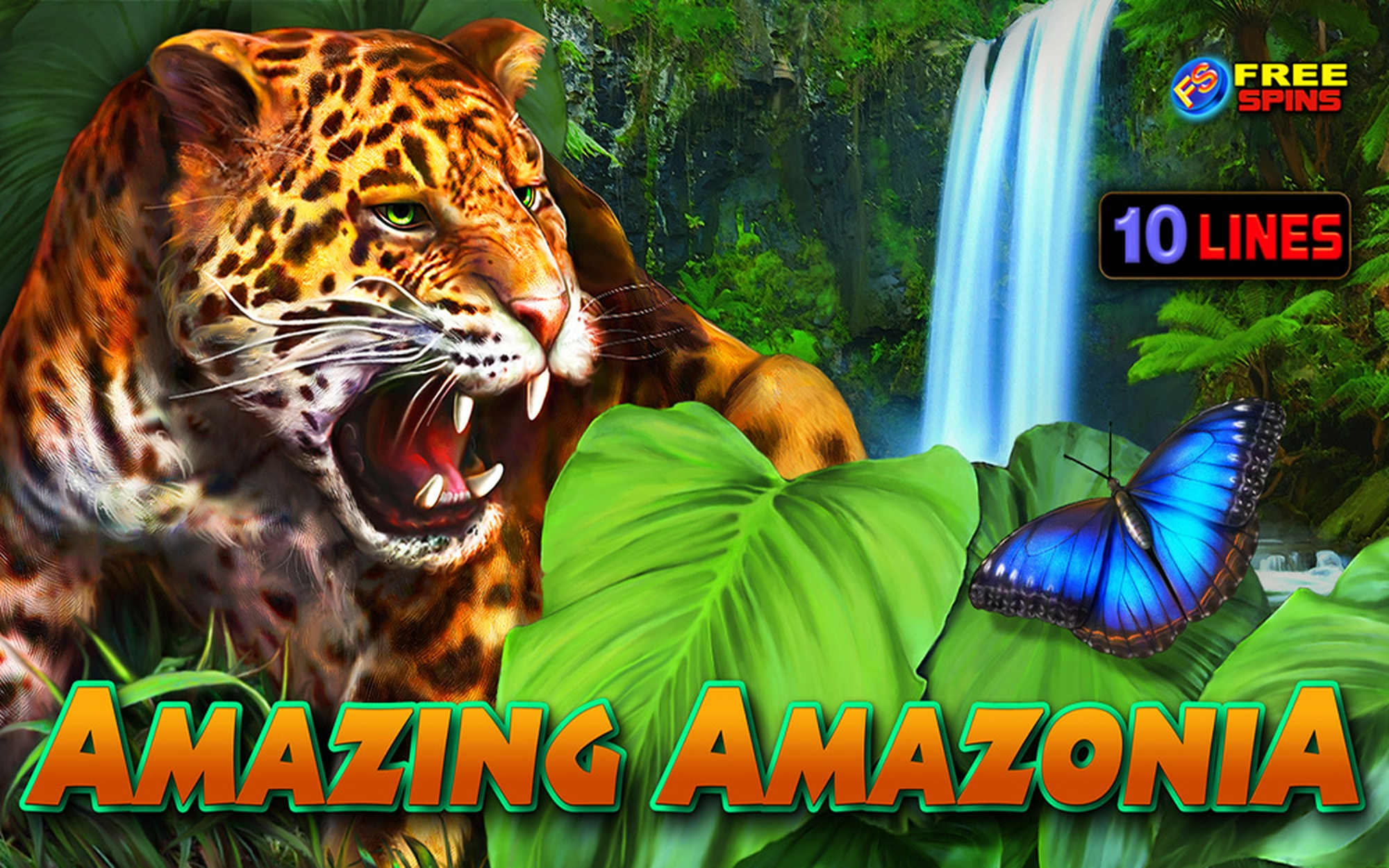 The Amazing Amazonia Online Slot Demo Game by EGT
