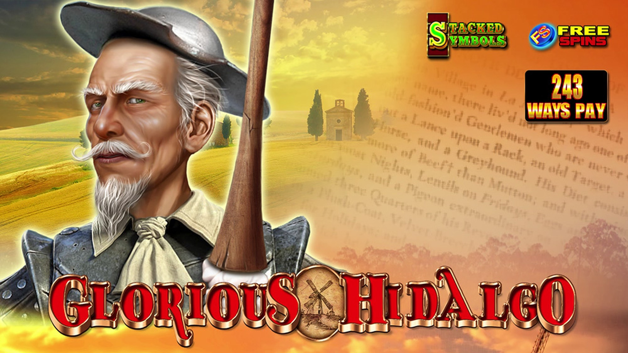 The Glorious Hidalgo Online Slot Demo Game by EGT