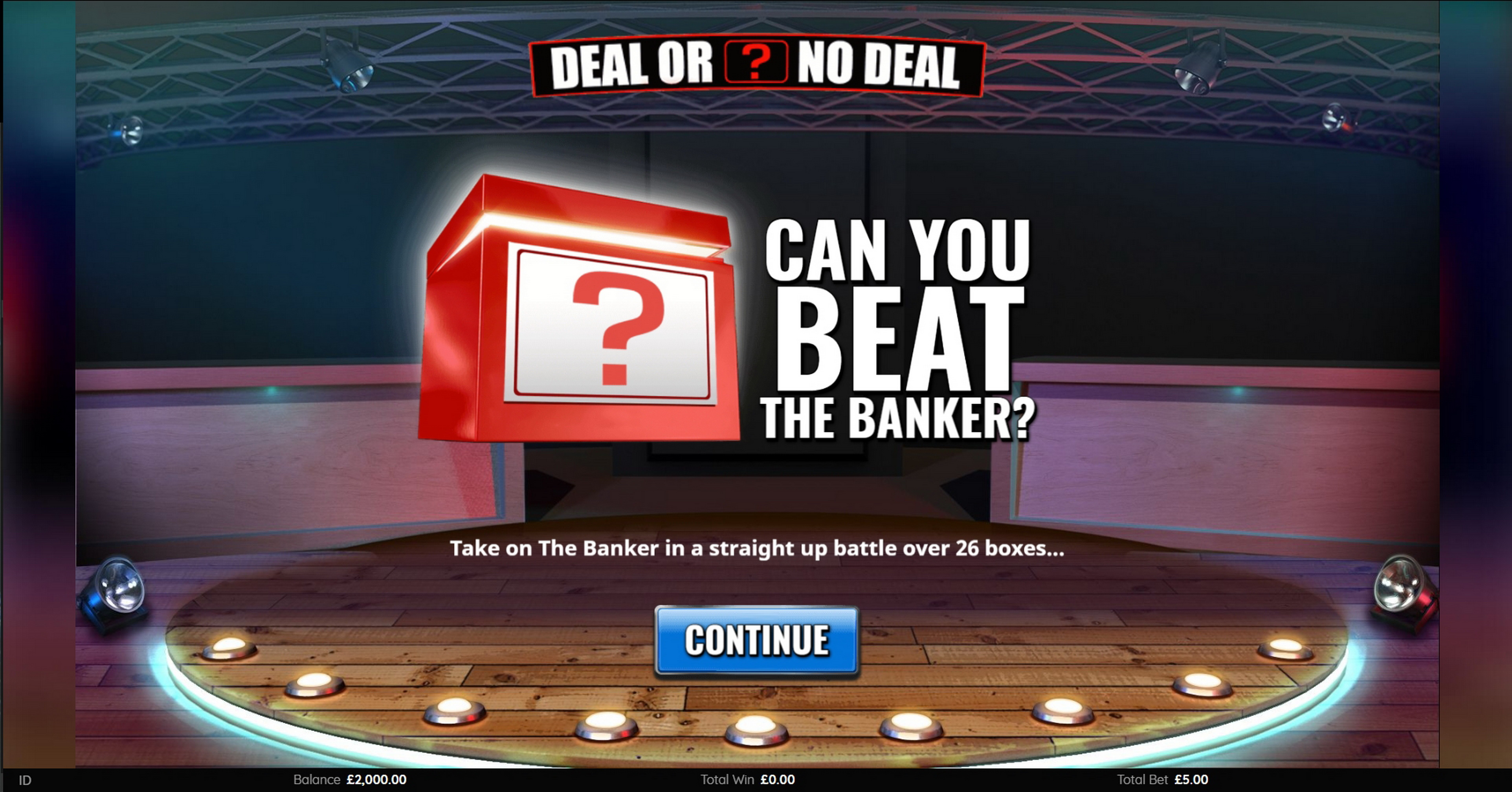 Play Deal Or No Deal (Endemol Games) Free Casino Slot Game by Endemol Games