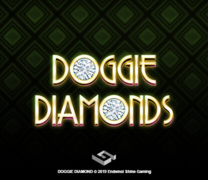 The Doggie Diamonds Online Slot Demo Game by Endemol Games