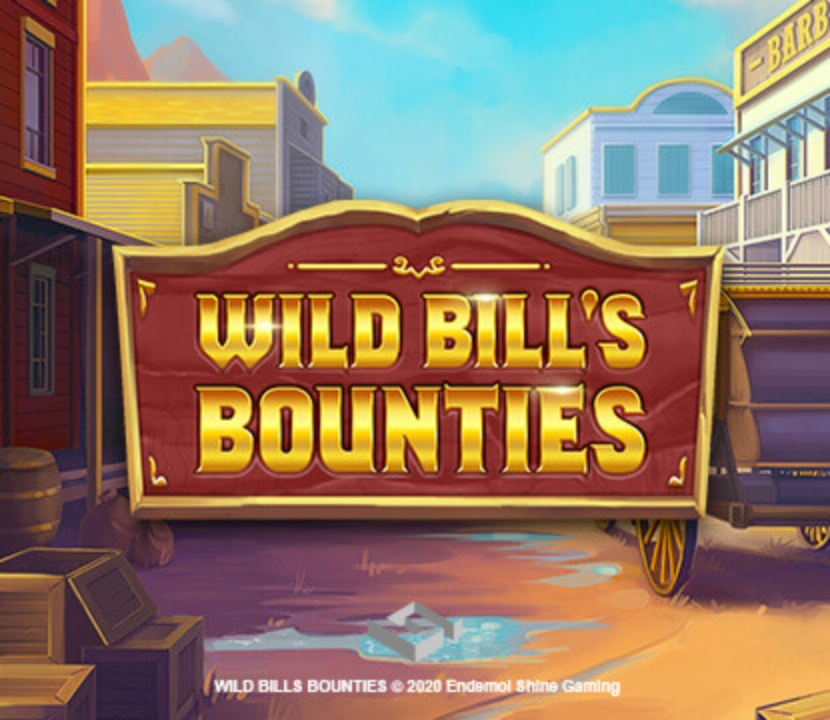 The Wild Bills Bounties Online Slot Demo Game by Endemol Games