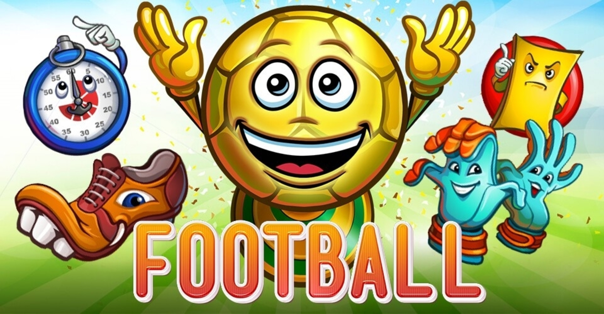 The Football (Endorphina) Online Slot Demo Game by Endorphina