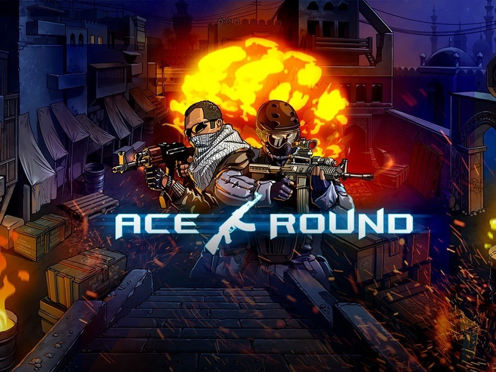 The Ace Round Online Slot Demo Game by Evoplay Entertainment