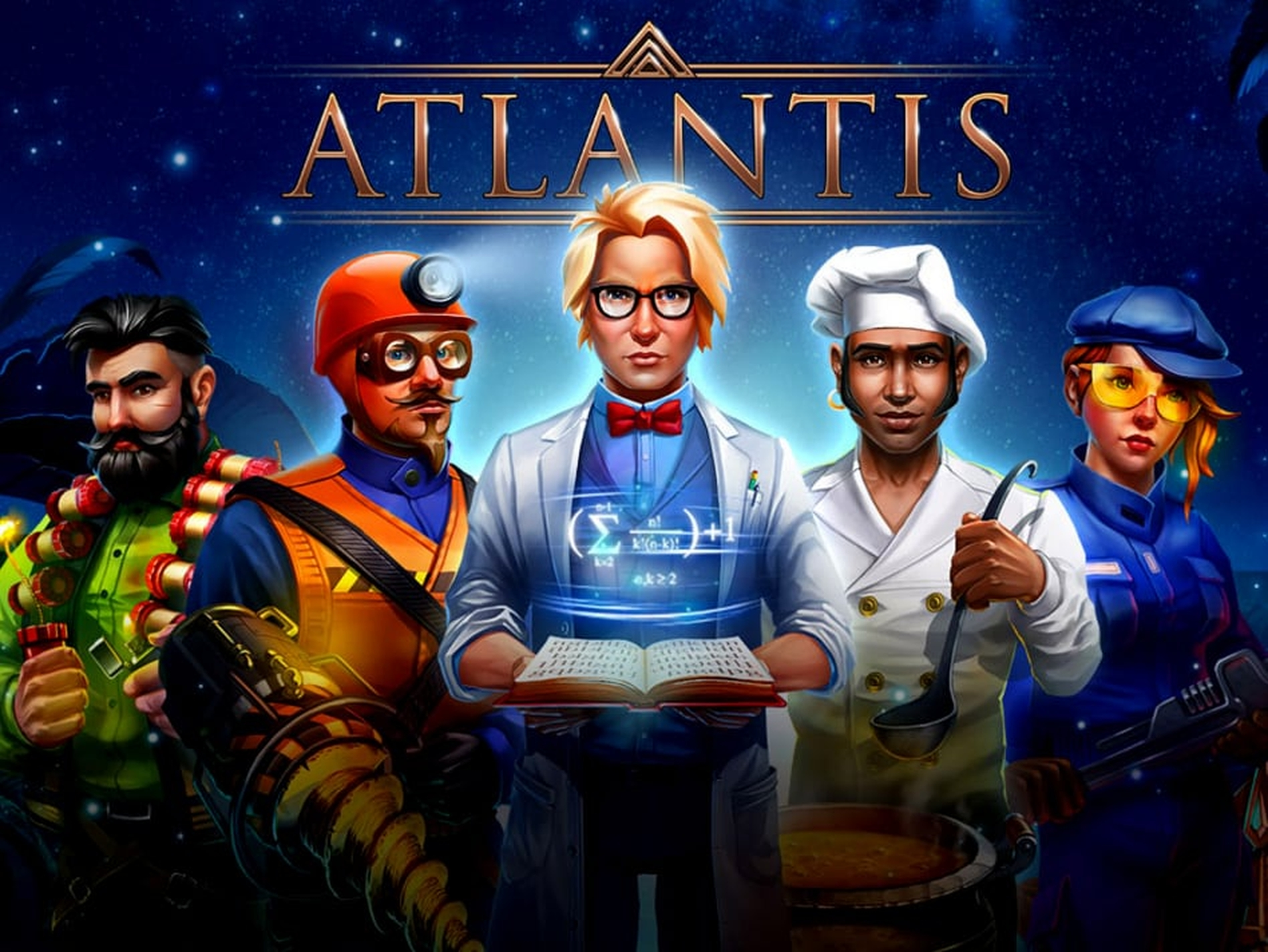 The Atlantis (Evoplay) Online Slot Demo Game by Evoplay Entertainment