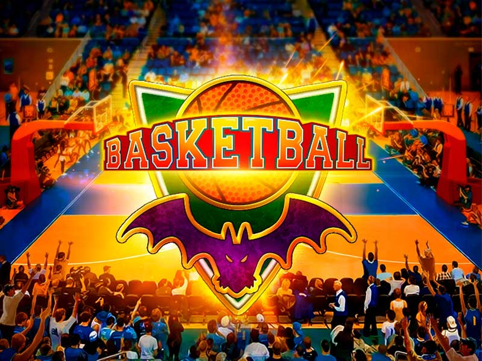 The Basketball Online Slot Demo Game by Evoplay Entertainment