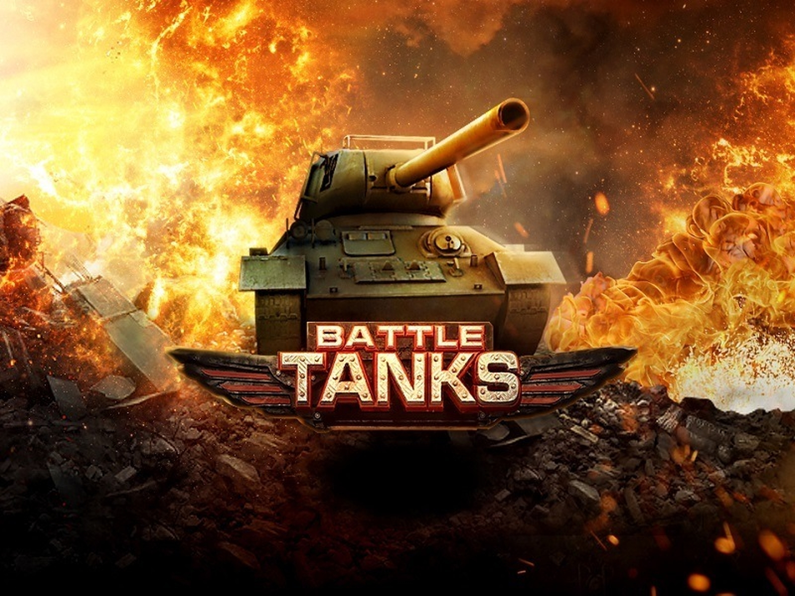 The Battle Tanks Online Slot Demo Game by Evoplay Entertainment