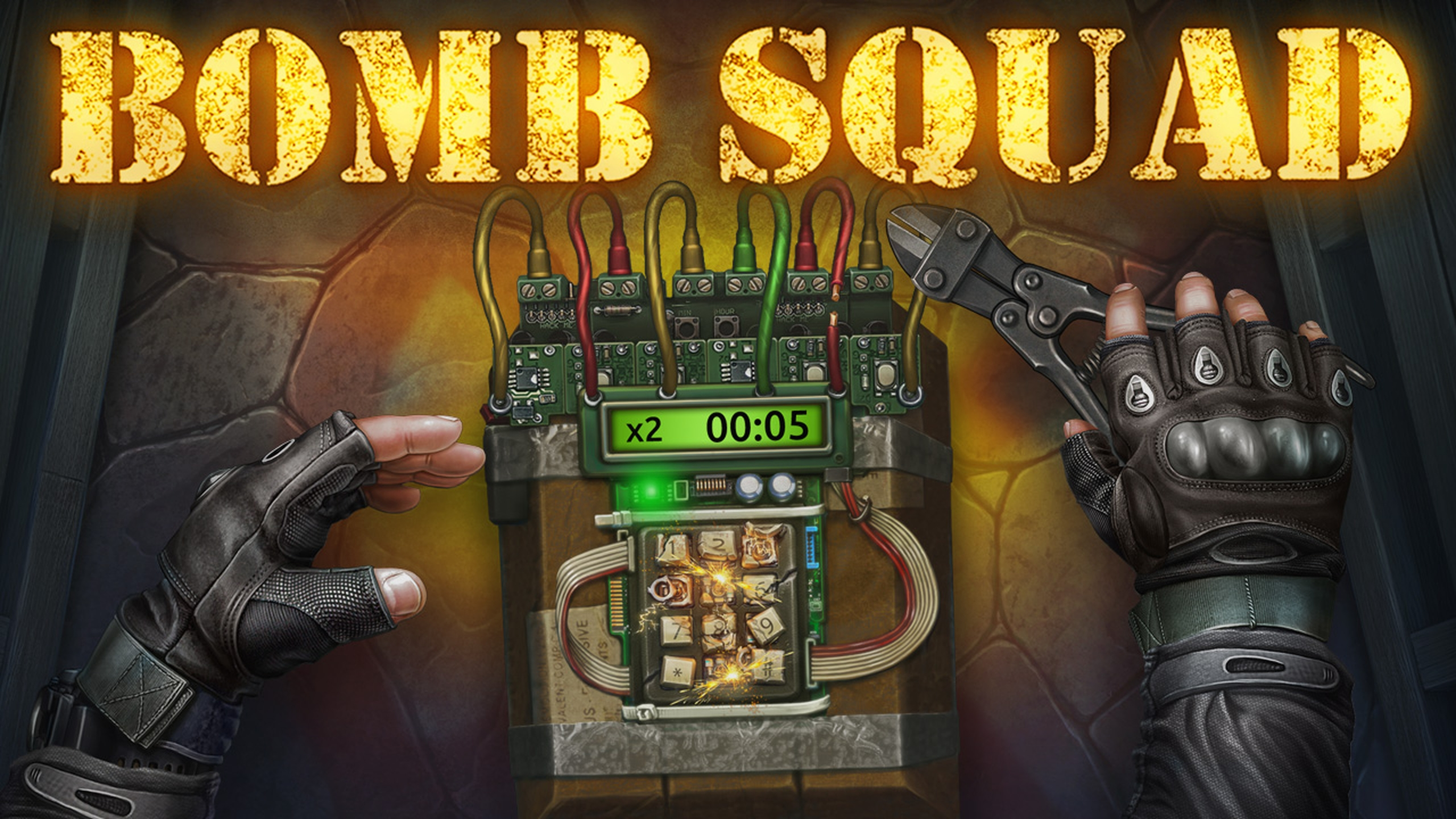 The Bomb Squad Online Slot Demo Game by Evoplay Entertainment