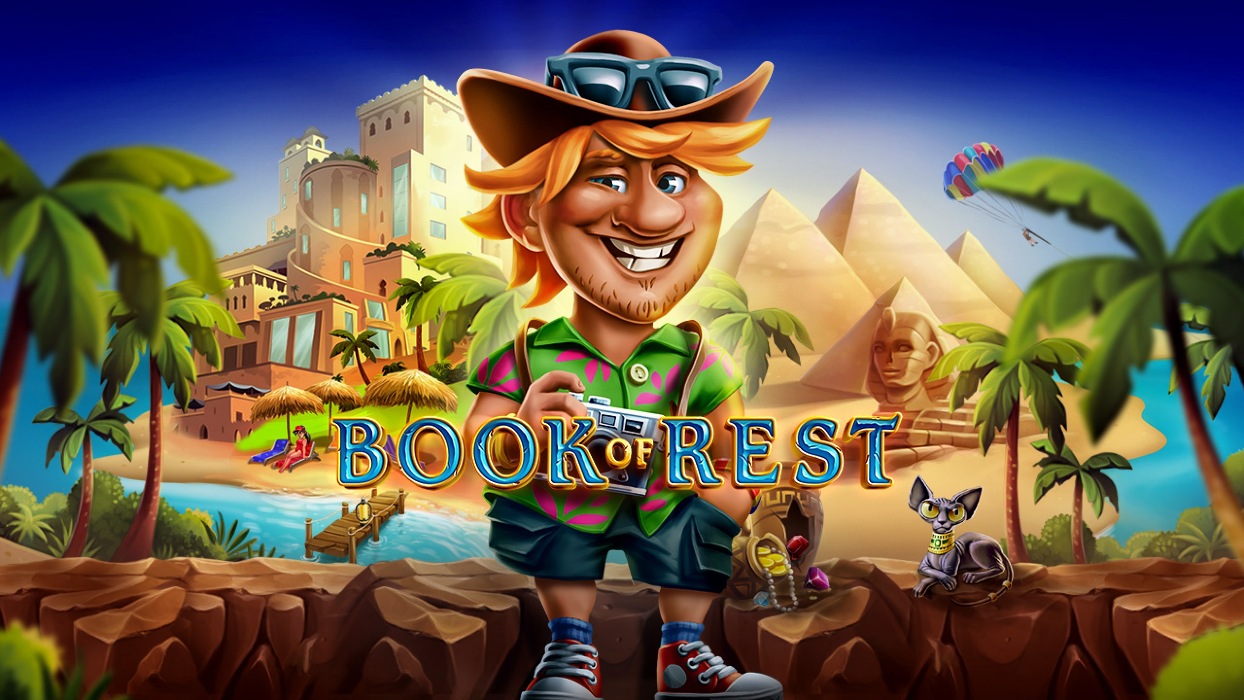 The Book Of Rest Online Slot Demo Game by Evoplay Entertainment