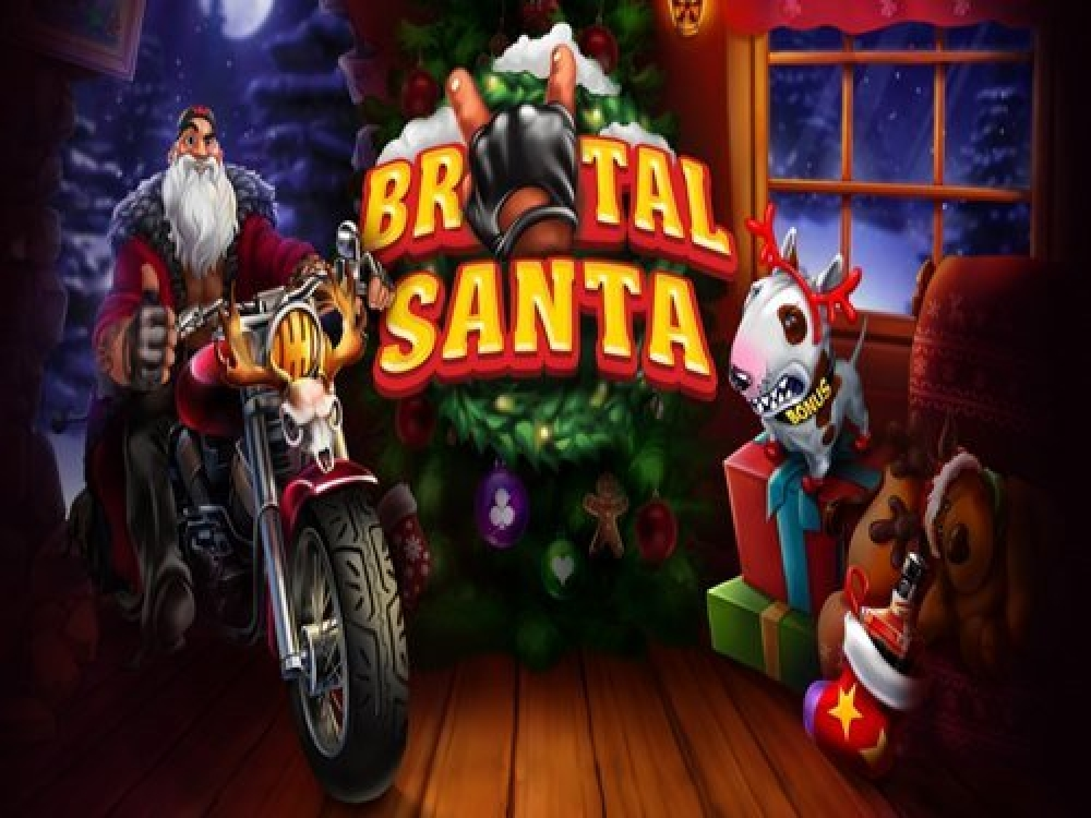 The Brutal Santa Online Slot Demo Game by Evoplay Entertainment