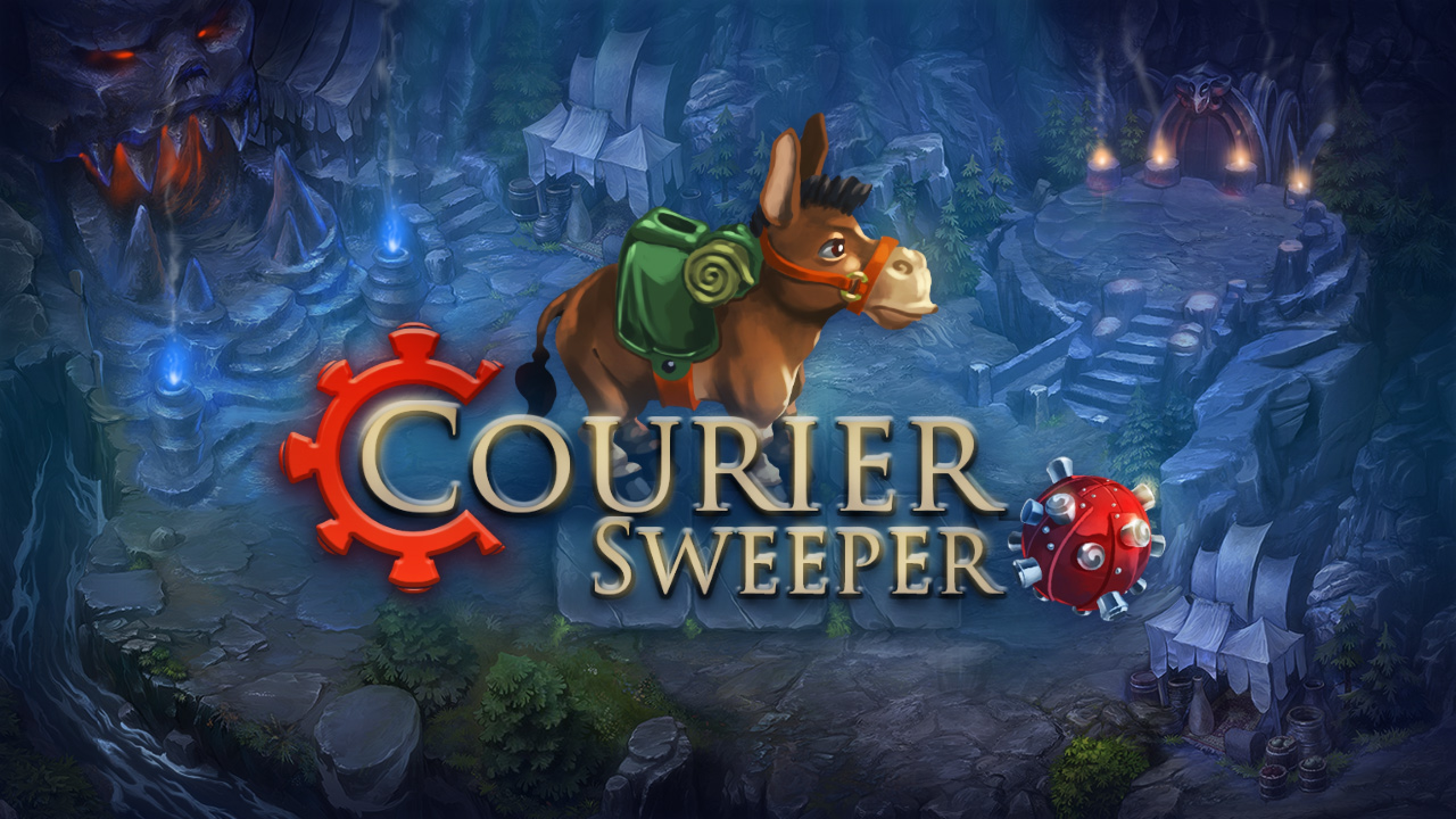 The Courier Sweeper Online Slot Demo Game by Evoplay Entertainment