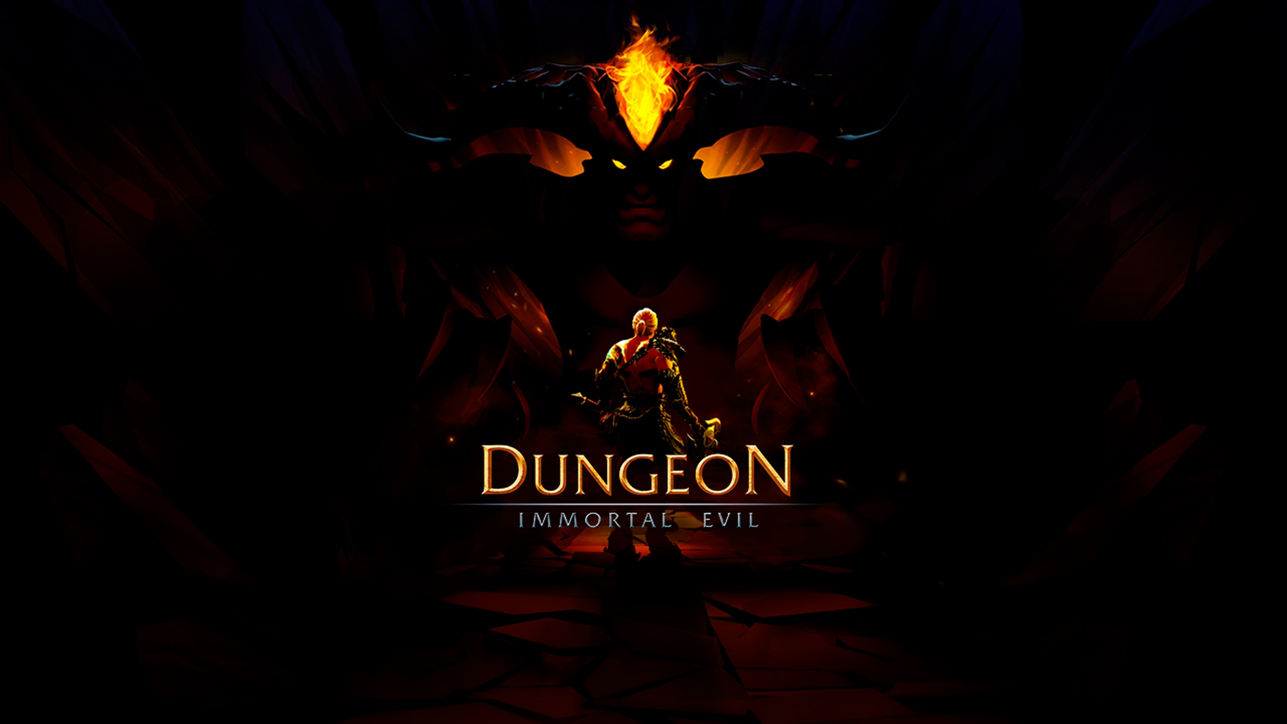 The Dungeon Immortal Evil Online Slot Demo Game by Evoplay Entertainment