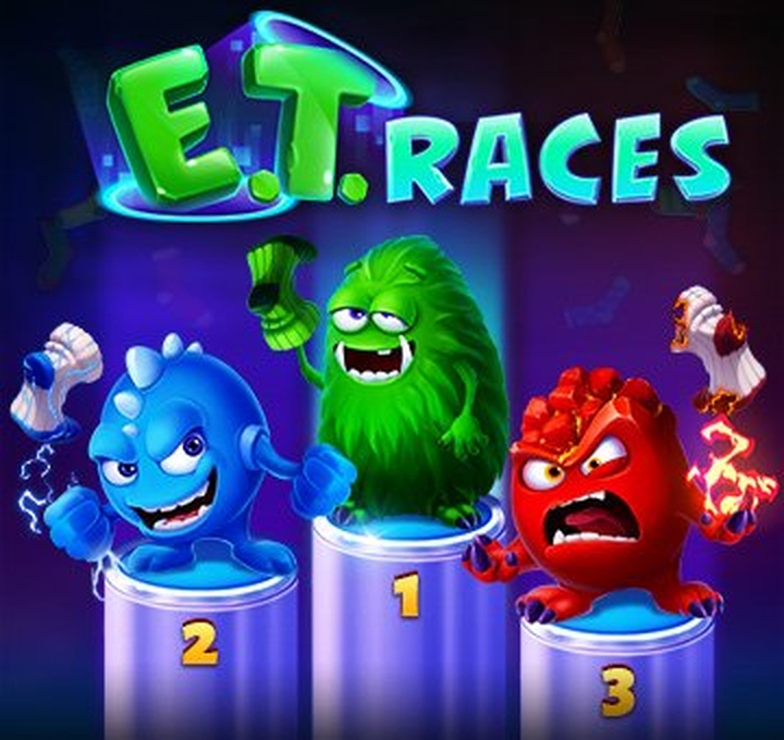 The E.T. Races Online Slot Demo Game by Evoplay Entertainment