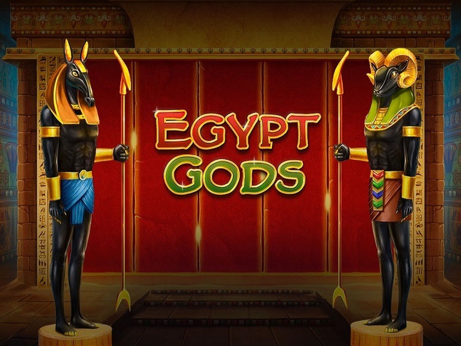 The Egypt Gods Online Slot Demo Game by Evoplay Entertainment