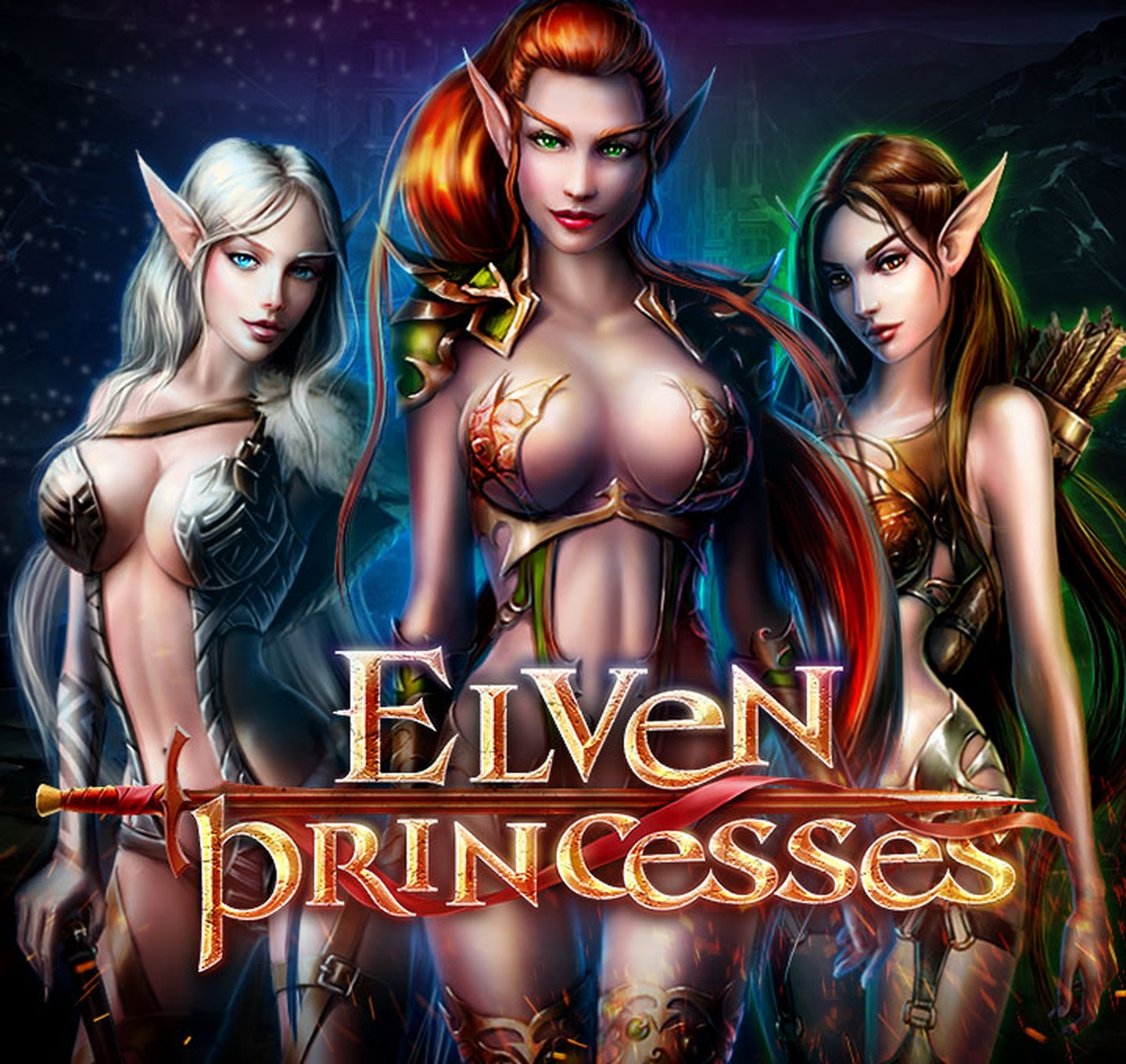 The Elven Princesses Online Slot Demo Game by Evoplay Entertainment