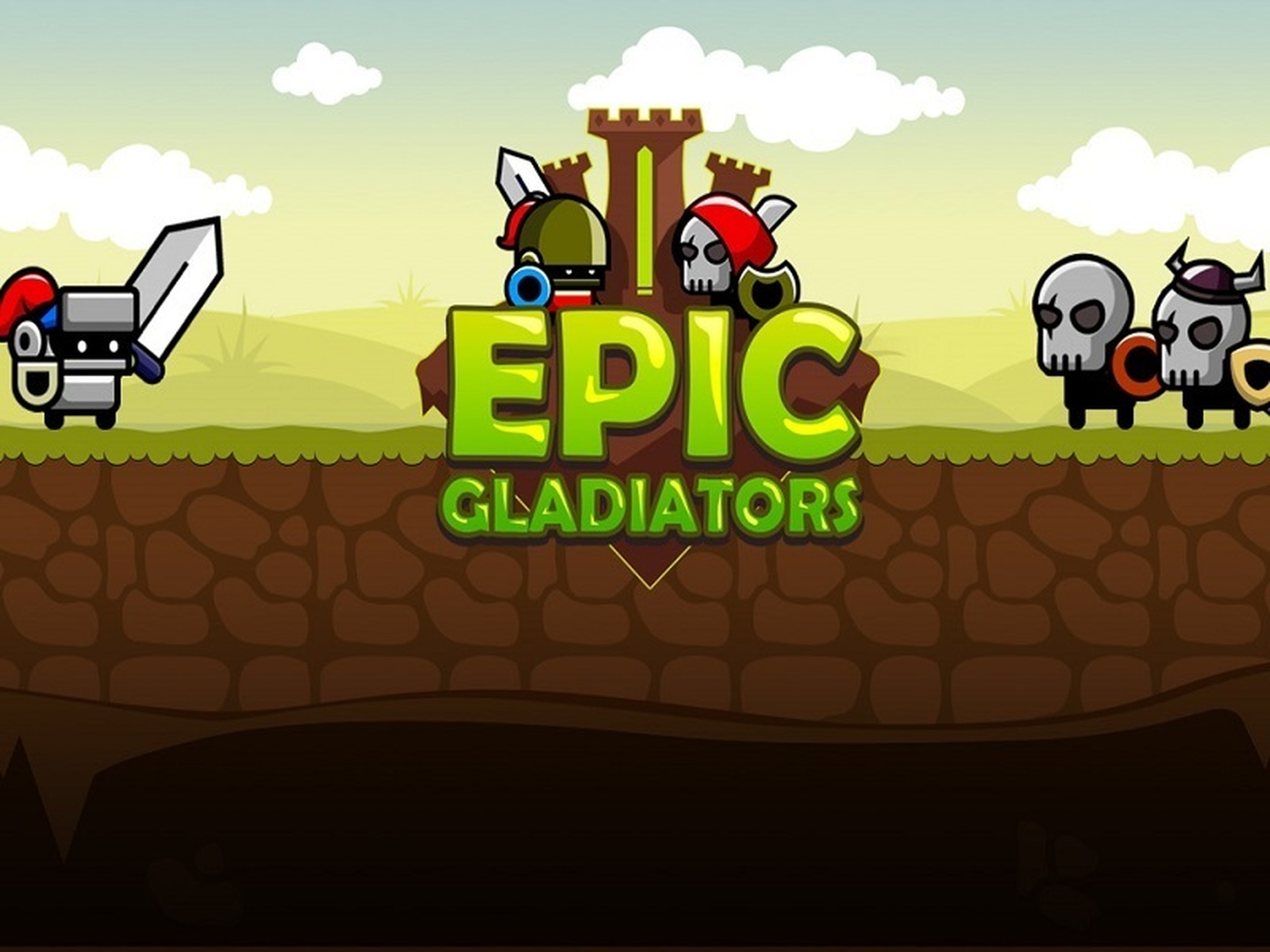 The Epic Gladiators Online Slot Demo Game by Evoplay Entertainment