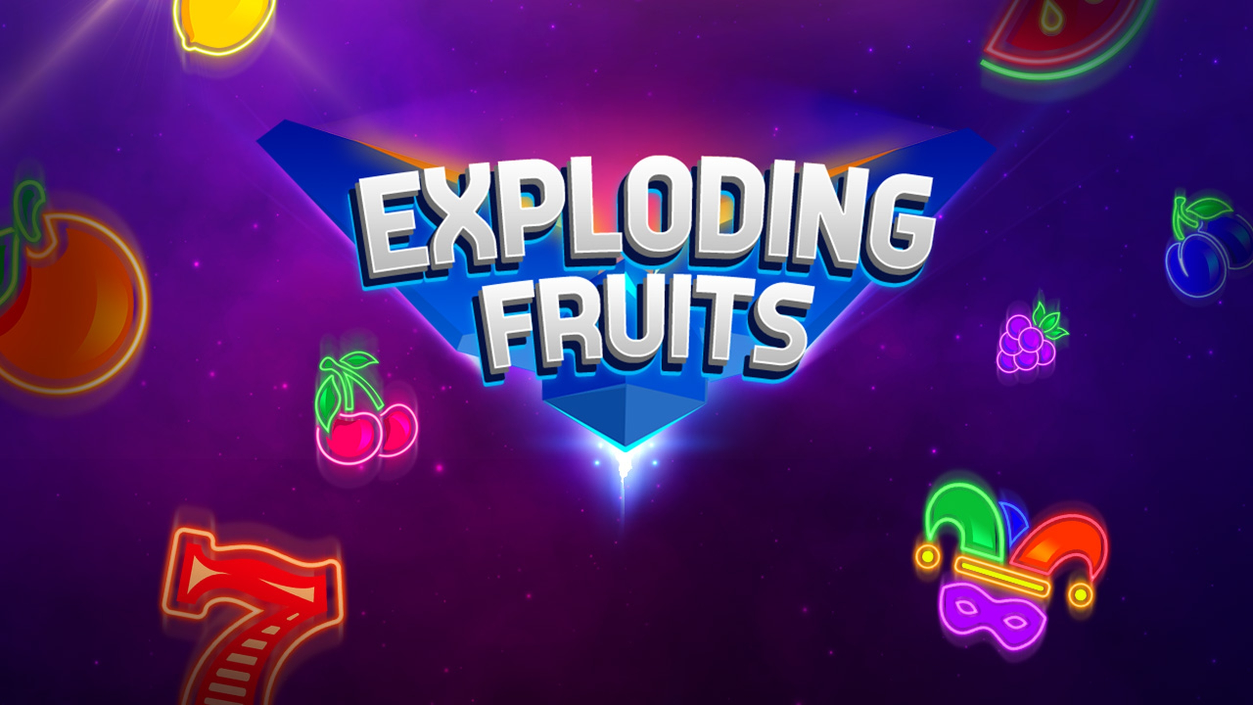 The Exploding Fruits Online Slot Demo Game by Evoplay Entertainment