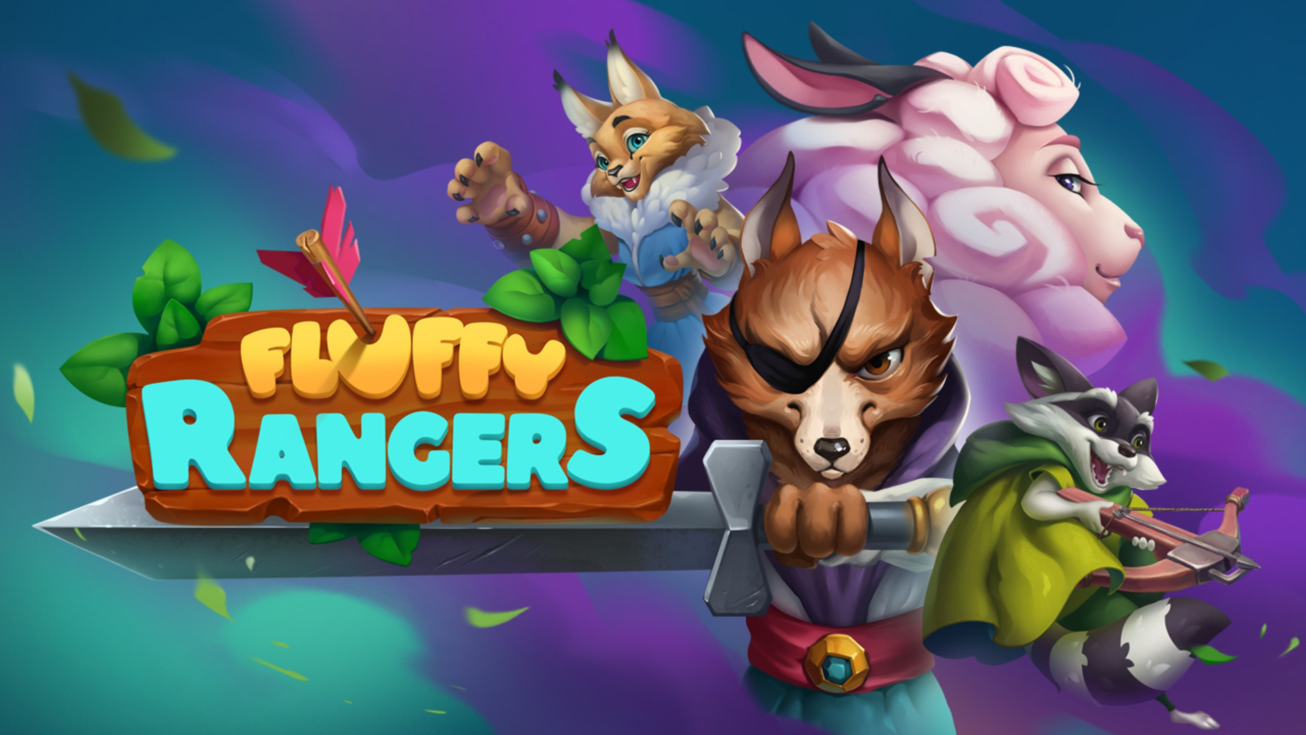 The Fluffy Rangers Online Slot Demo Game by Evoplay Entertainment