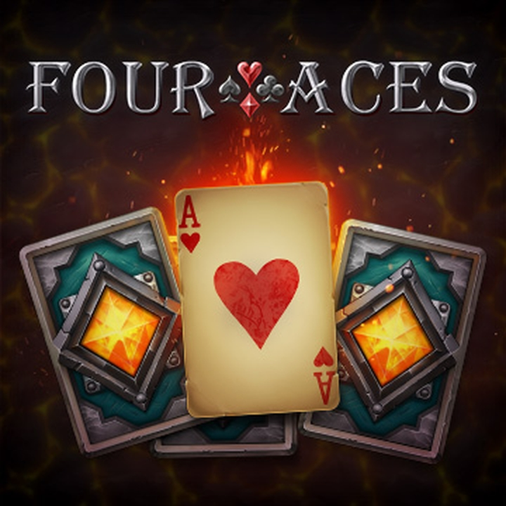 The Four Aces Online Slot Demo Game by Evoplay Entertainment