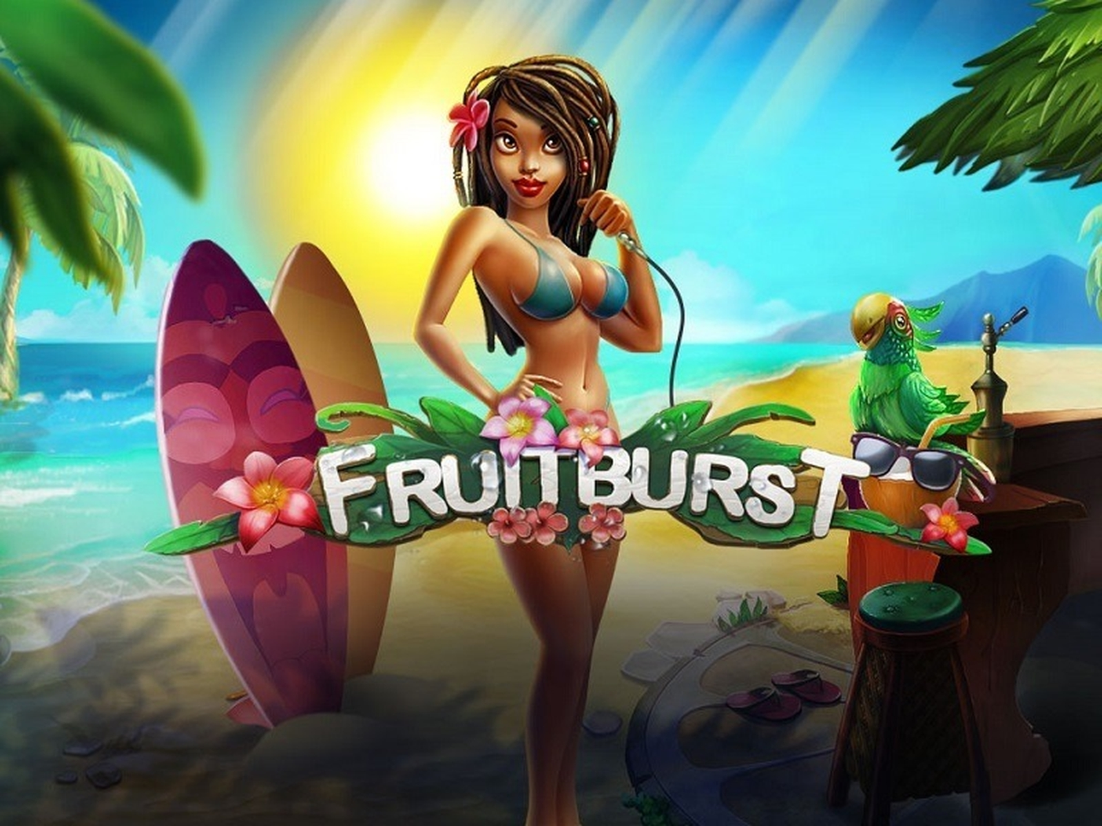 The Fruitburst Online Slot Demo Game by Evoplay Entertainment