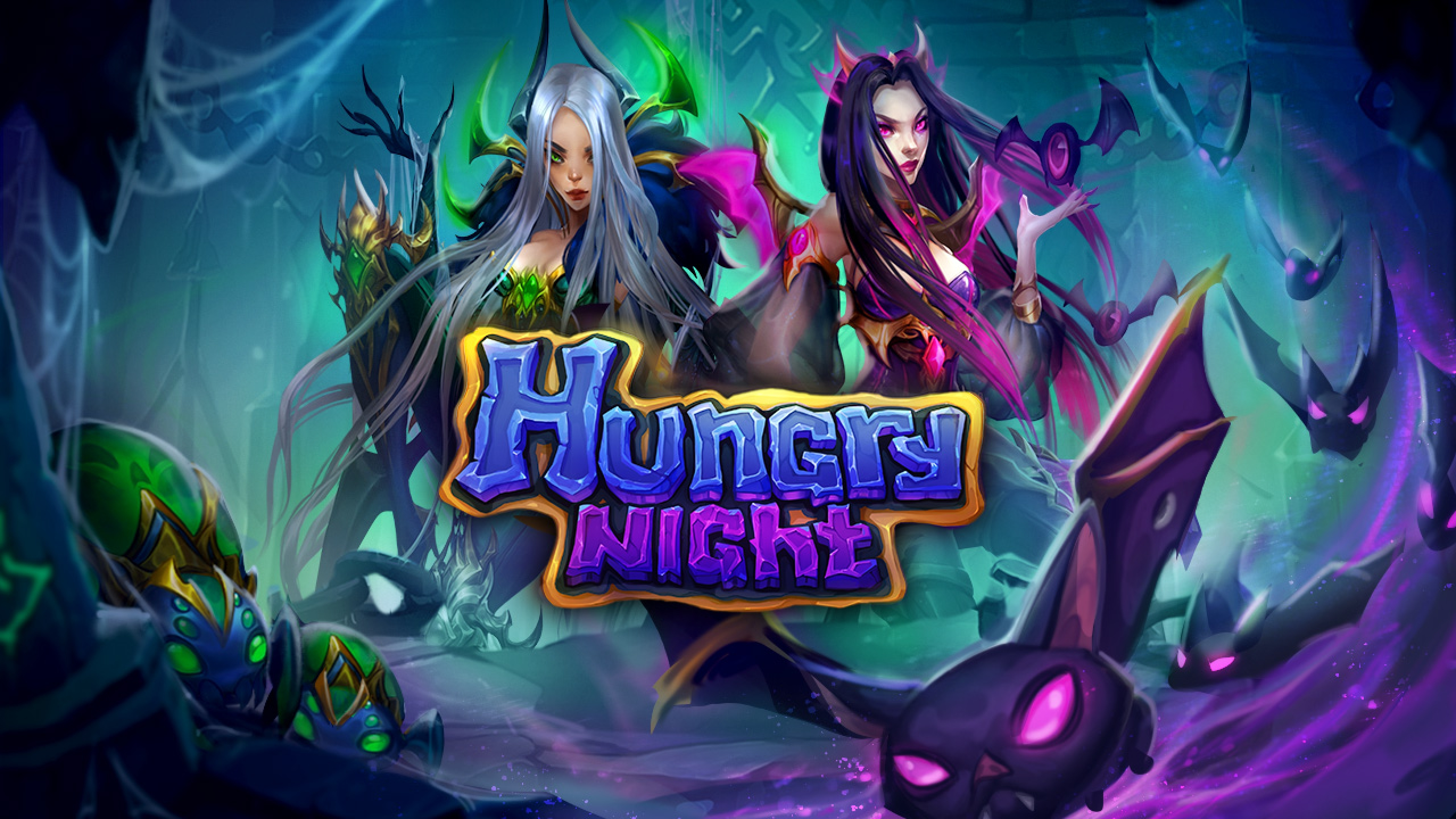 The Hungry Night Online Slot Demo Game by Evoplay Entertainment