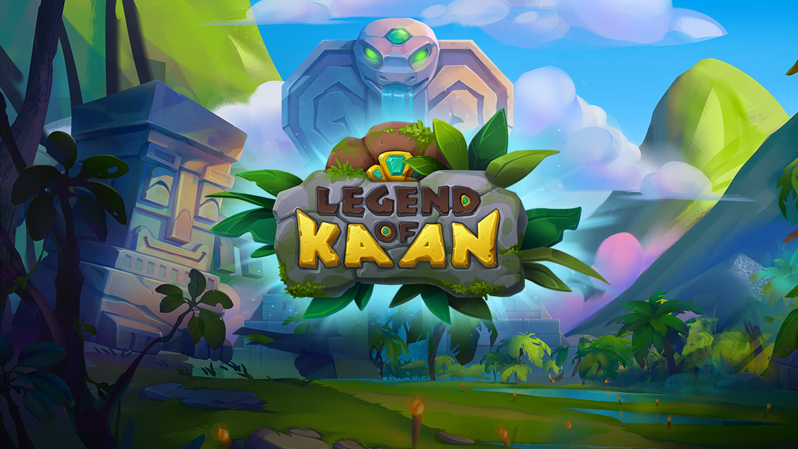 The Legend Of Kaan Online Slot Demo Game by Evoplay Entertainment