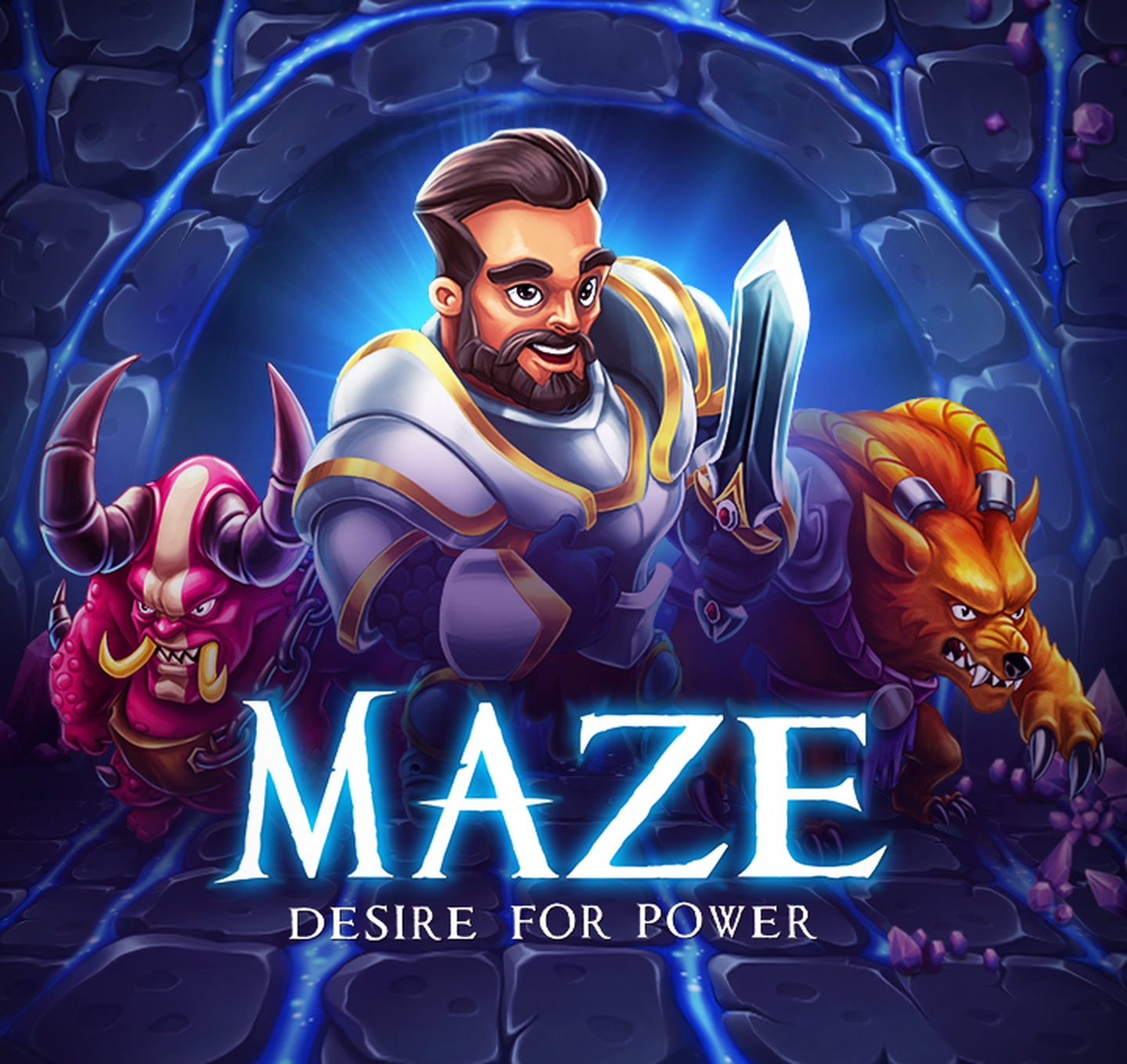 The Maze: Desire For Power Online Slot Demo Game by Evoplay Entertainment