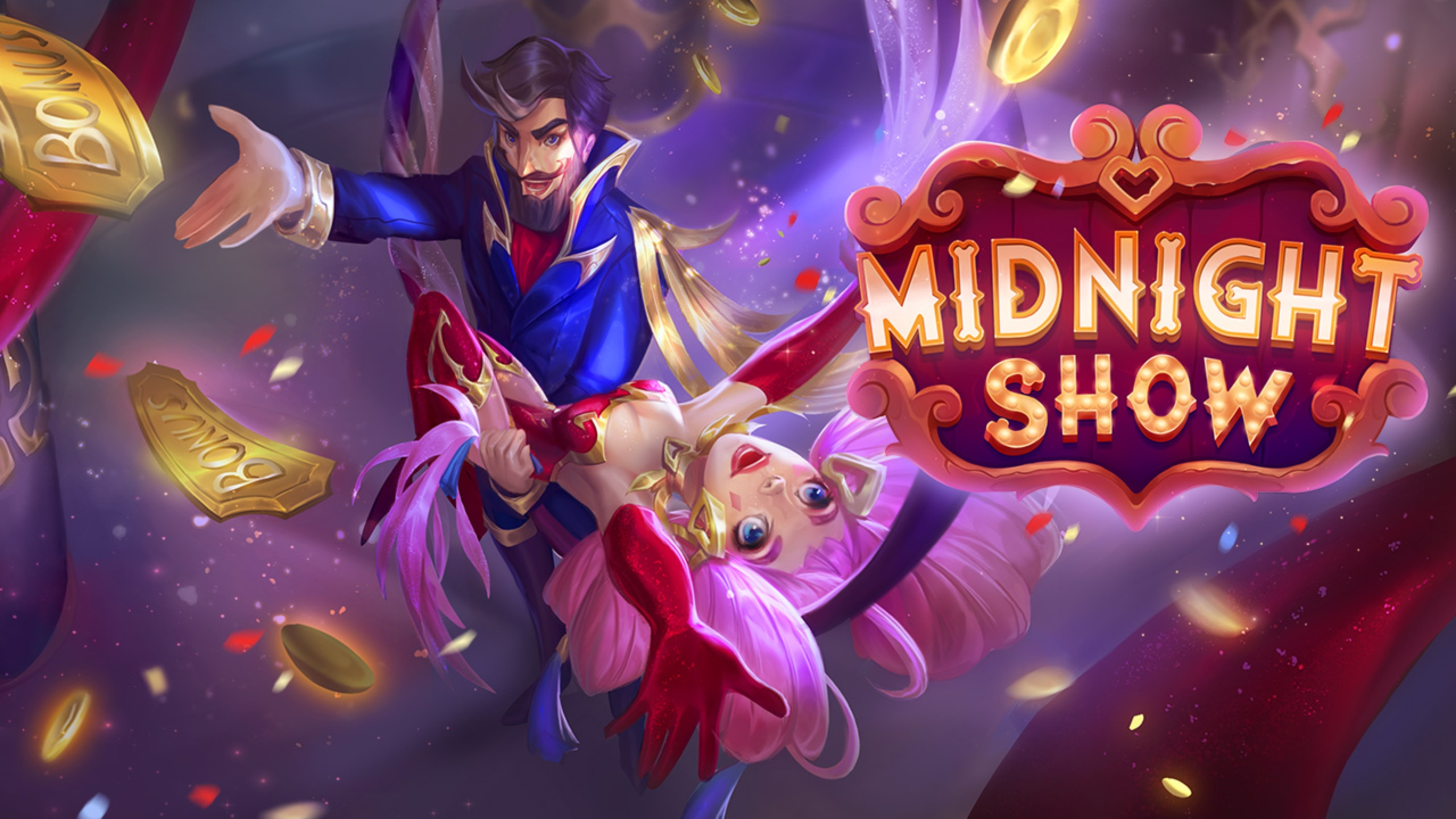 The Midnight Show Online Slot Demo Game by Evoplay Entertainment