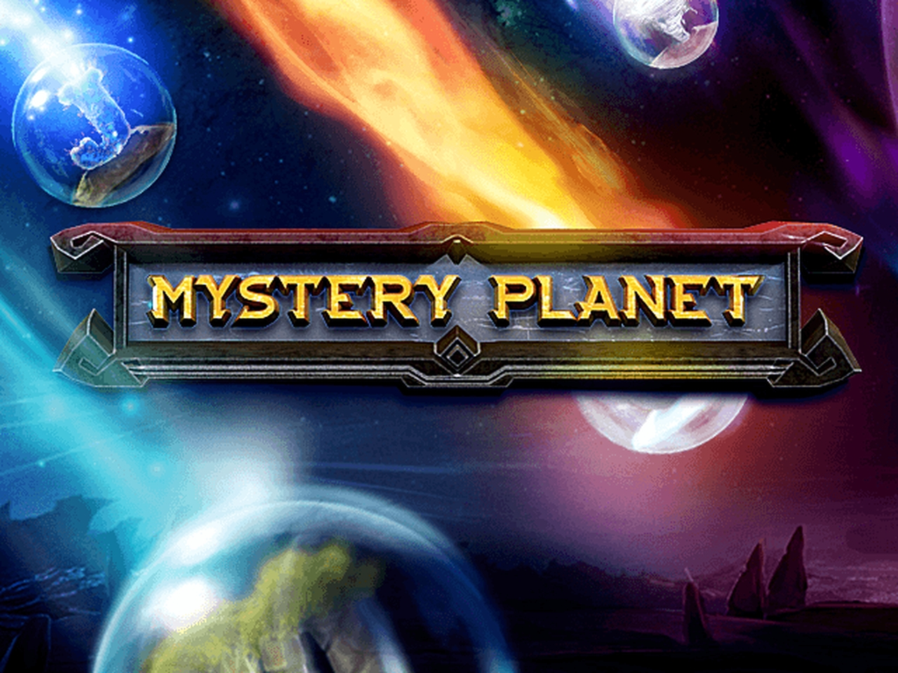 The Mystery Planet Online Slot Demo Game by Evoplay Entertainment