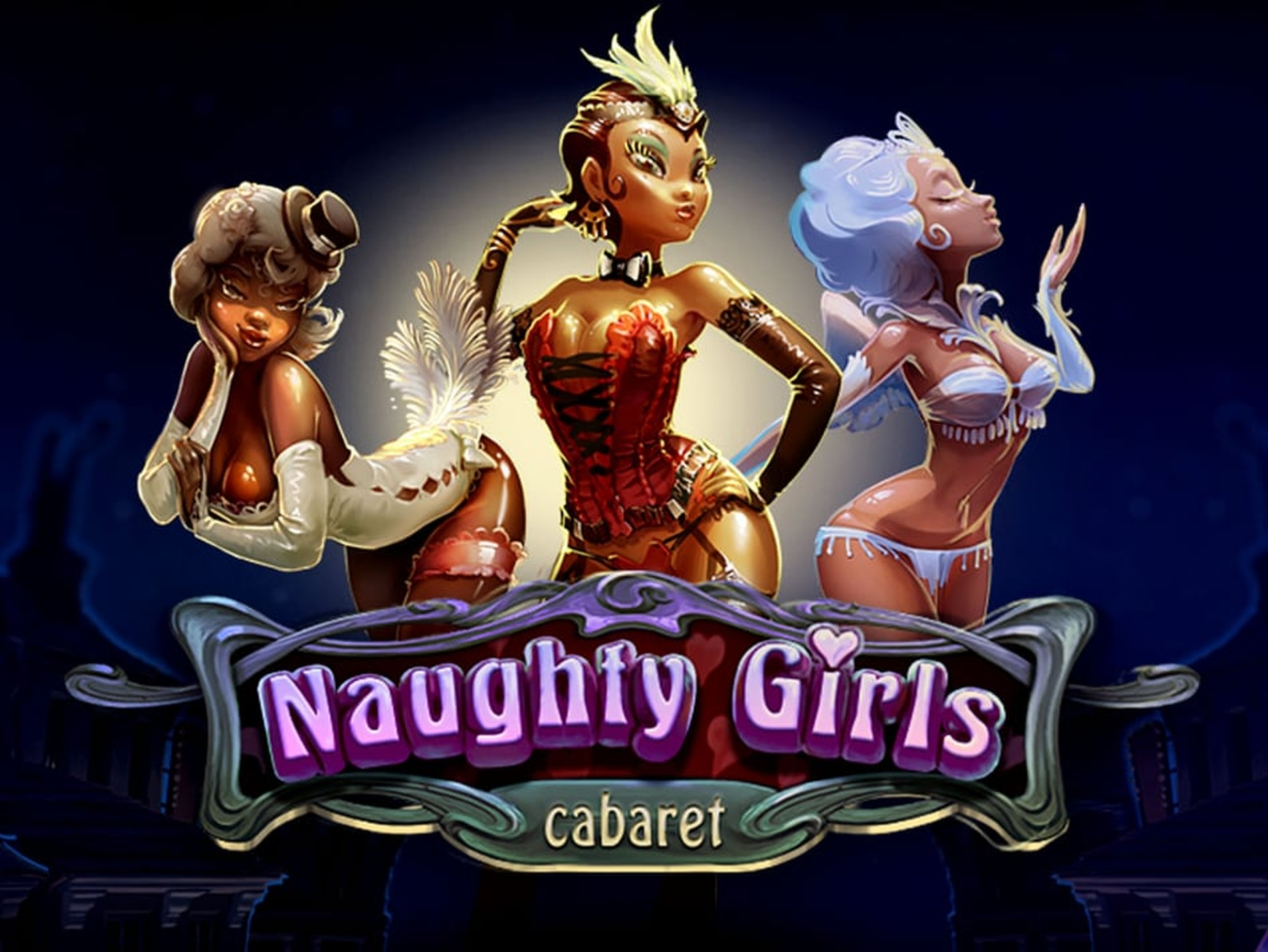 The Naughty Girls Cabaret Online Slot Demo Game by Evoplay Entertainment