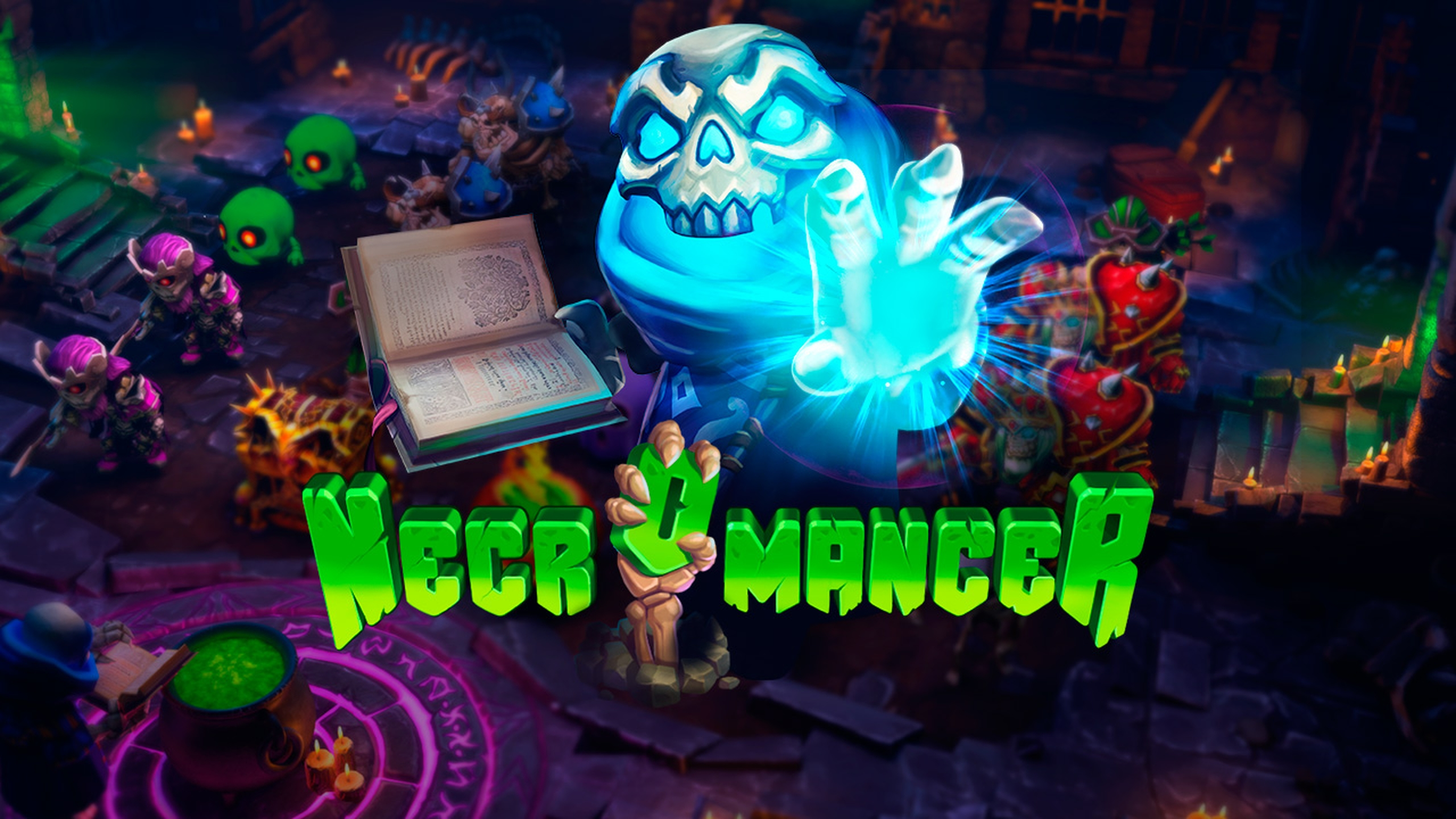 The Necromancer Online Slot Demo Game by Evoplay Entertainment