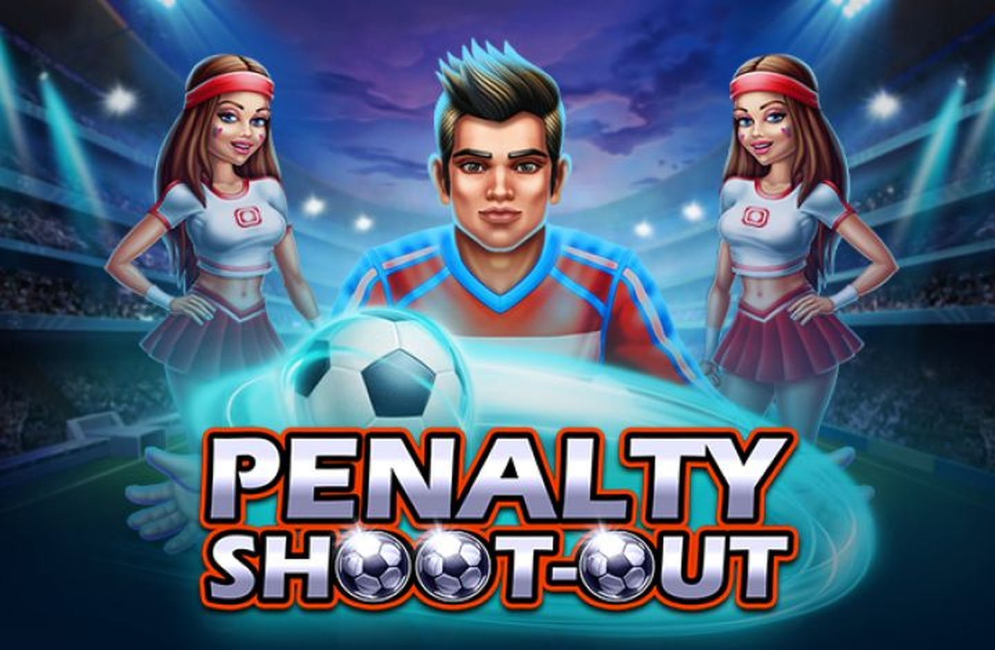 The Penalty Shoot Out (Evoplay Entertainment) Online Slot Demo Game by Evoplay Entertainment