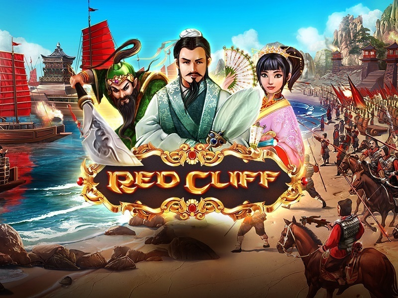 The Red Cliff Online Slot Demo Game by Evoplay Entertainment